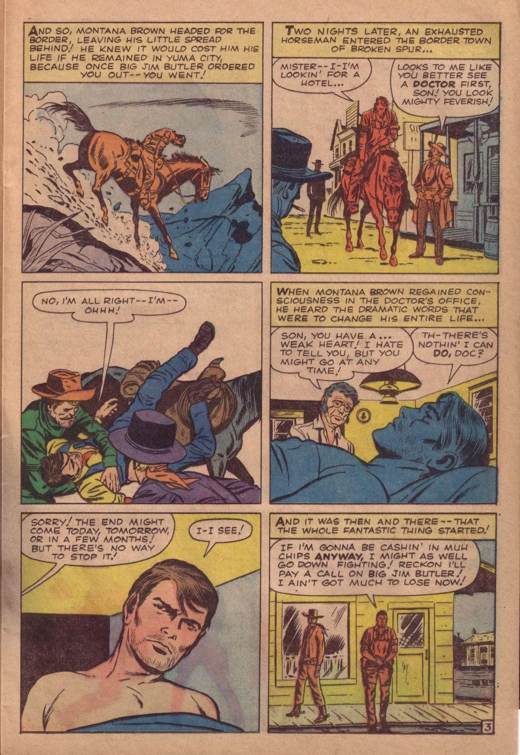 Gunsmoke Western issue 67 - Page 13