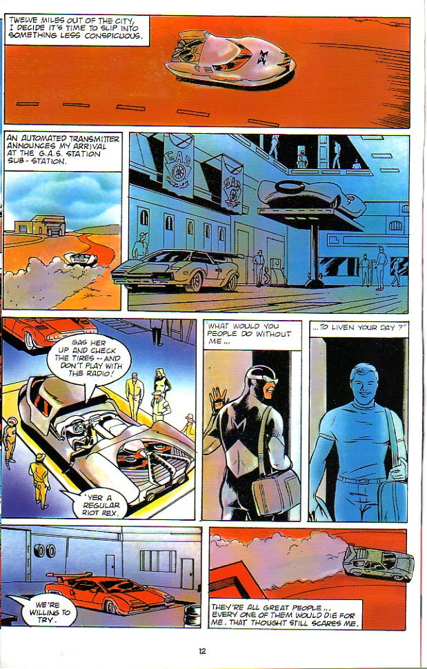 Racer X (1988) issue 1 - Page 6