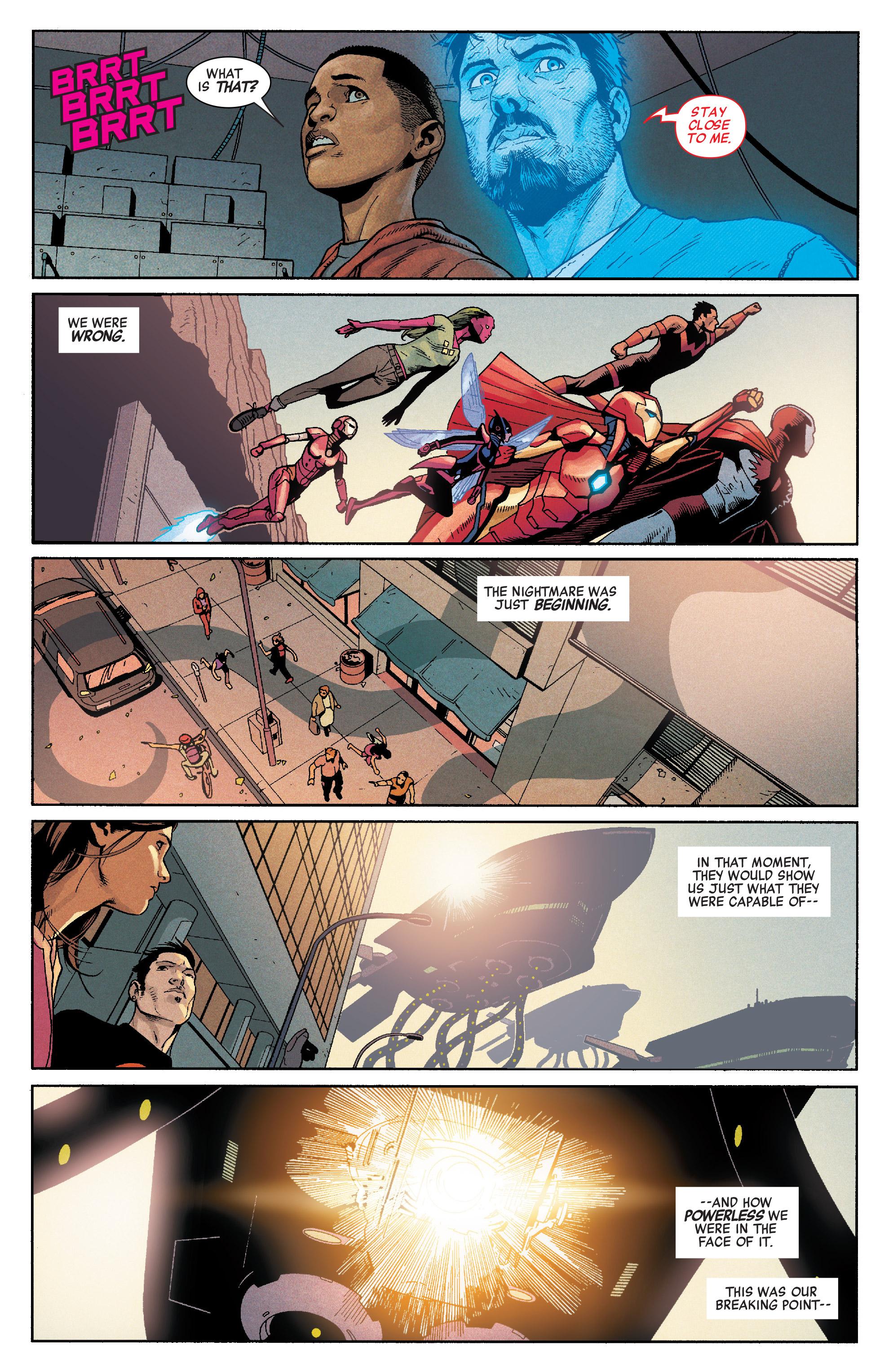 Read online Secret Empire comic -  Issue #1 - 40