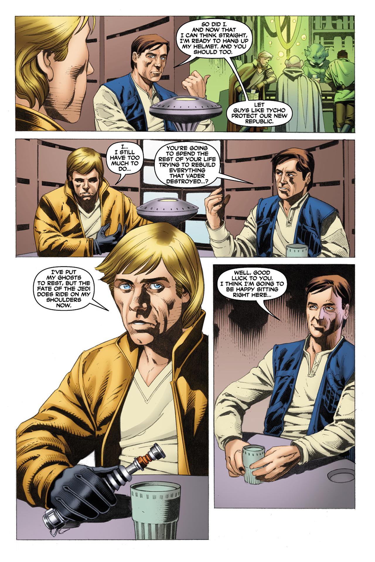 Read online Star Wars Omnibus comic -  Issue # Vol. 1 - 25