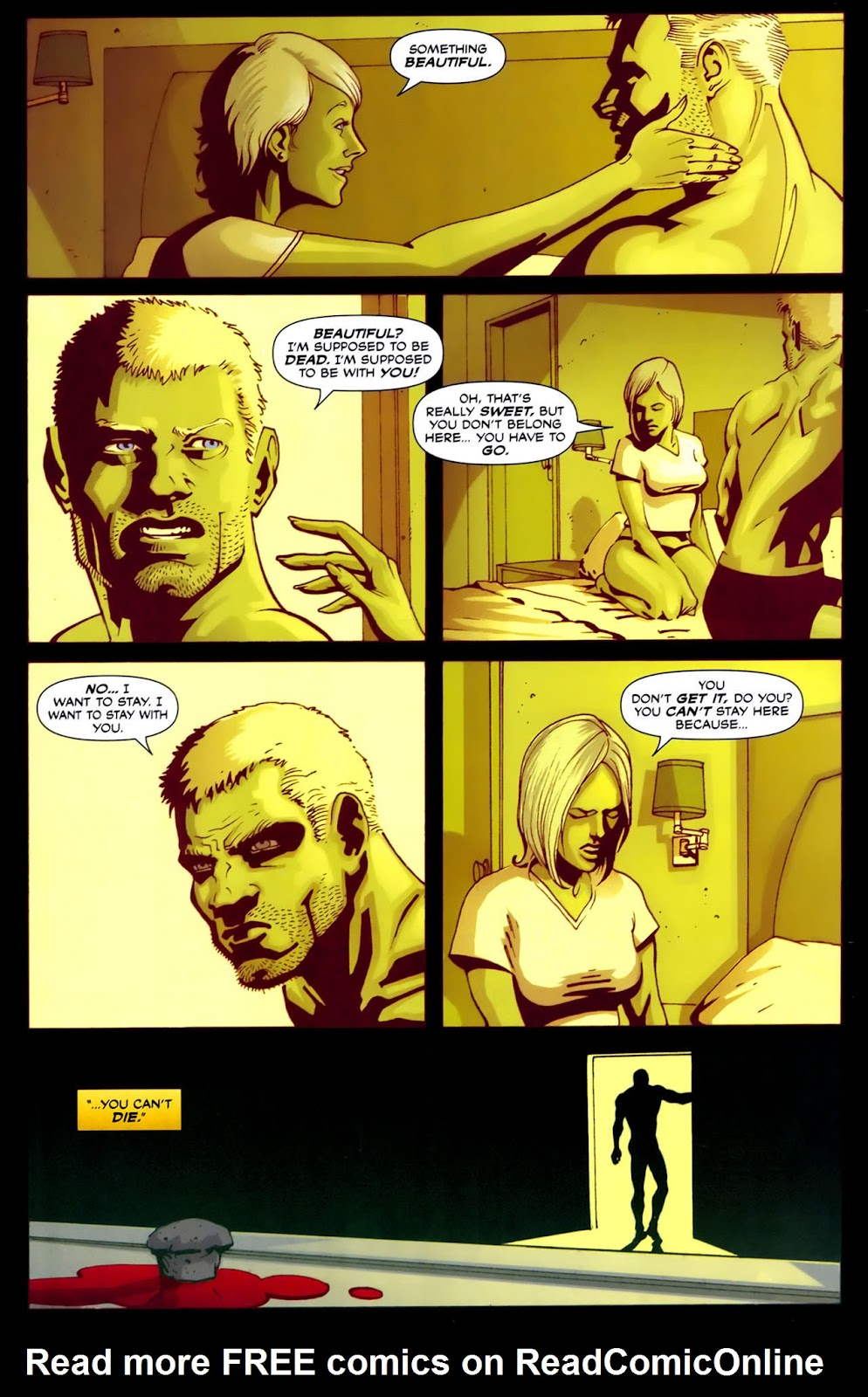 Read online Lazarus (2007) comic -  Issue #2 - 4