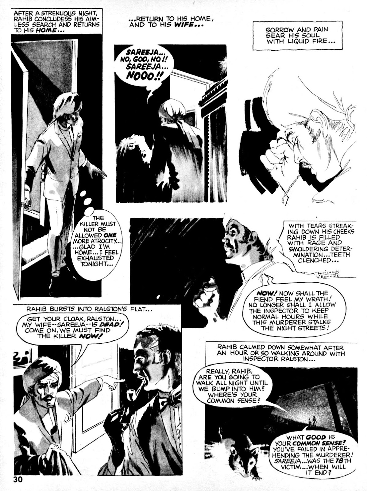 Nightmare (1970) issue 14 - Page 29