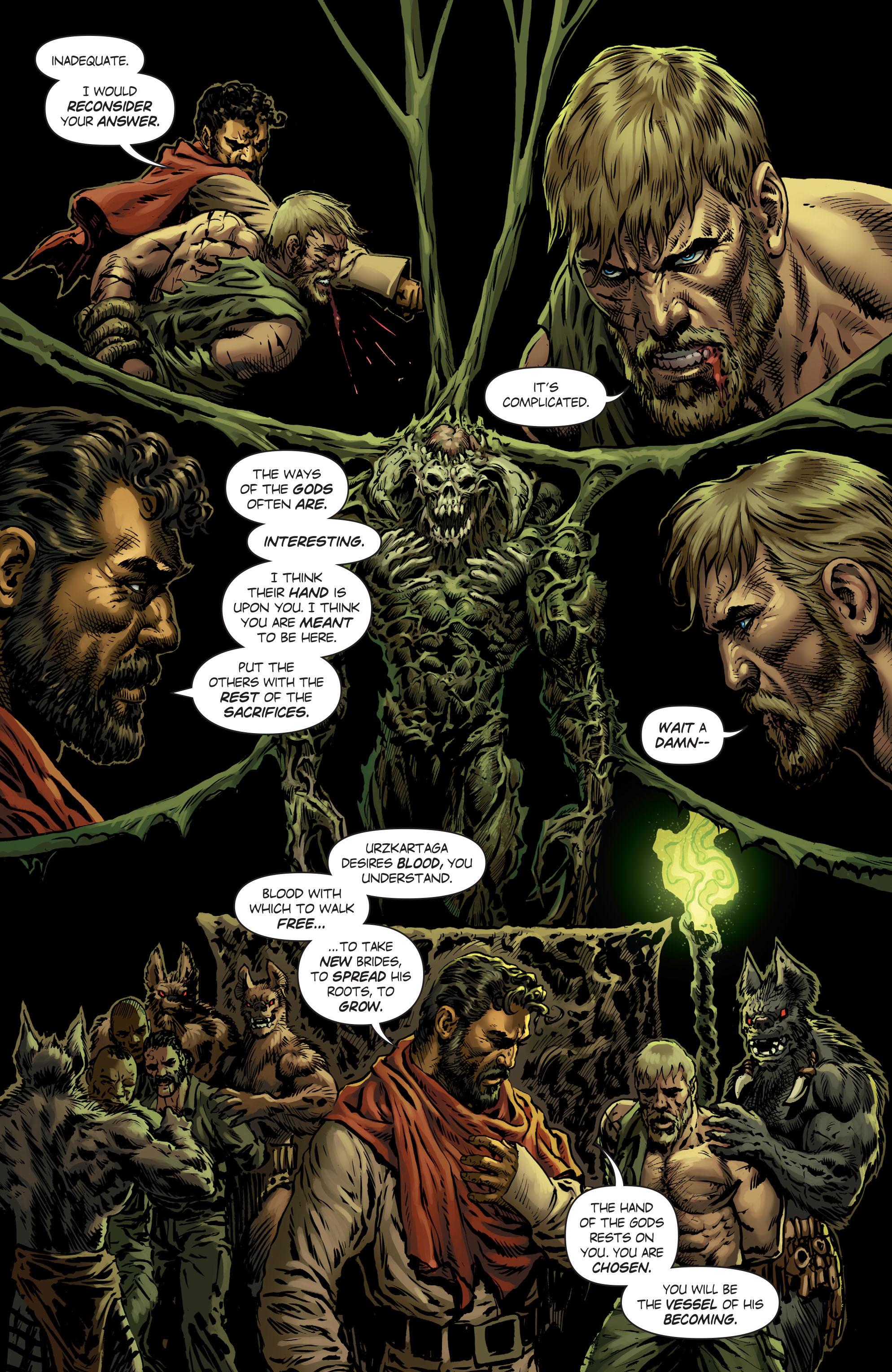 Read online Wonder Woman (2016) comic -  Issue #5 - 9