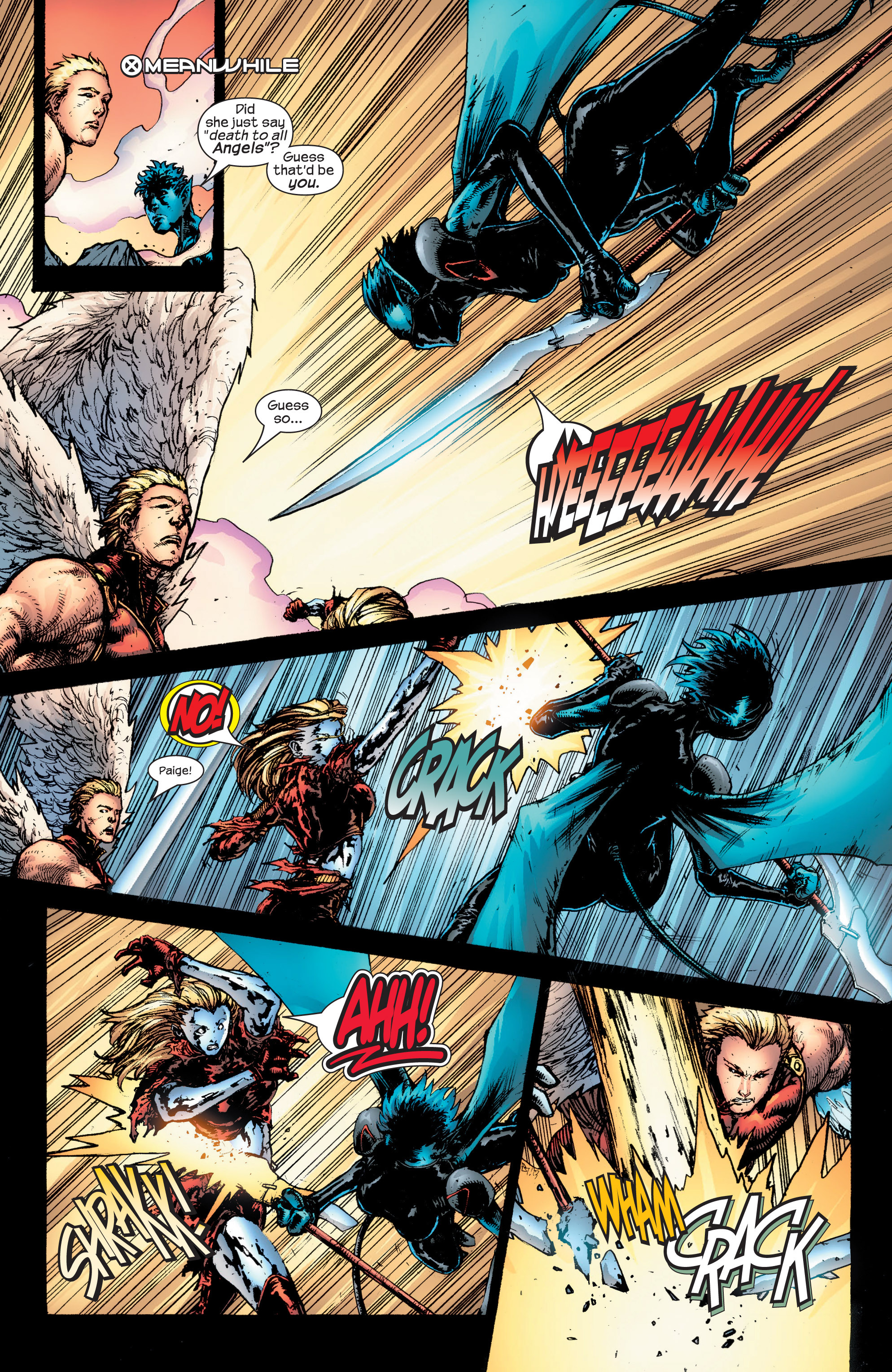 Read online Uncanny X-Men (1963) comic -  Issue #431 - 18