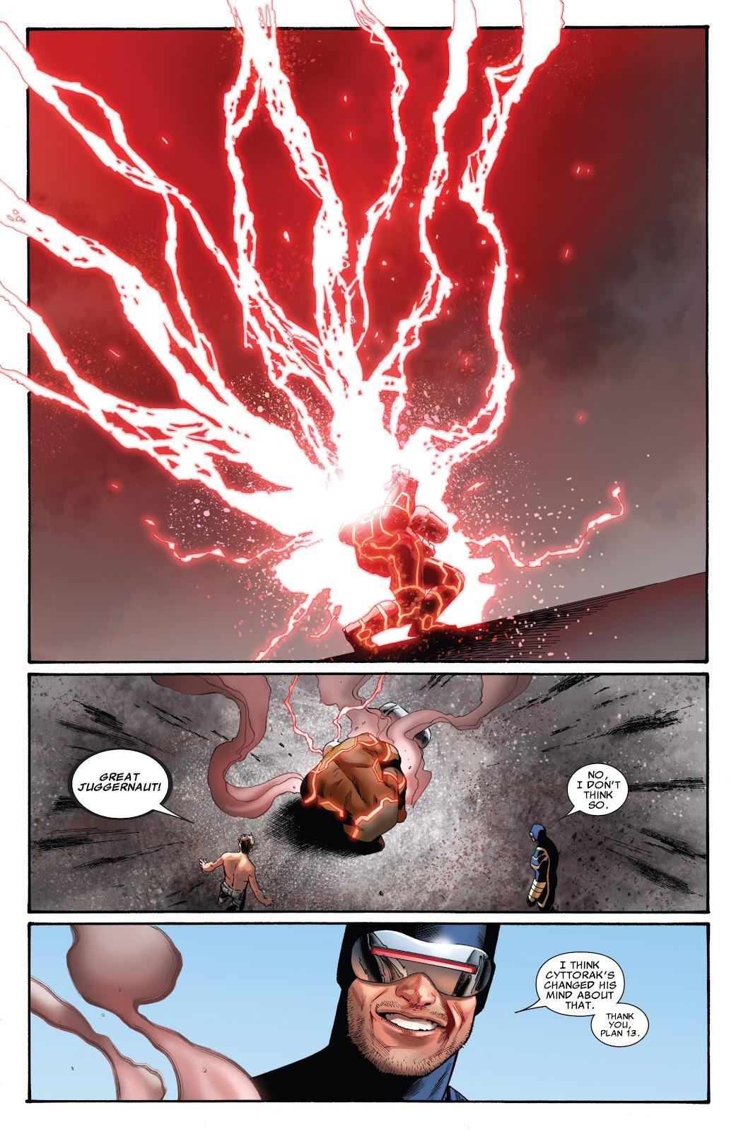 Uncanny X-Men (1963) issue 543 - Page 5