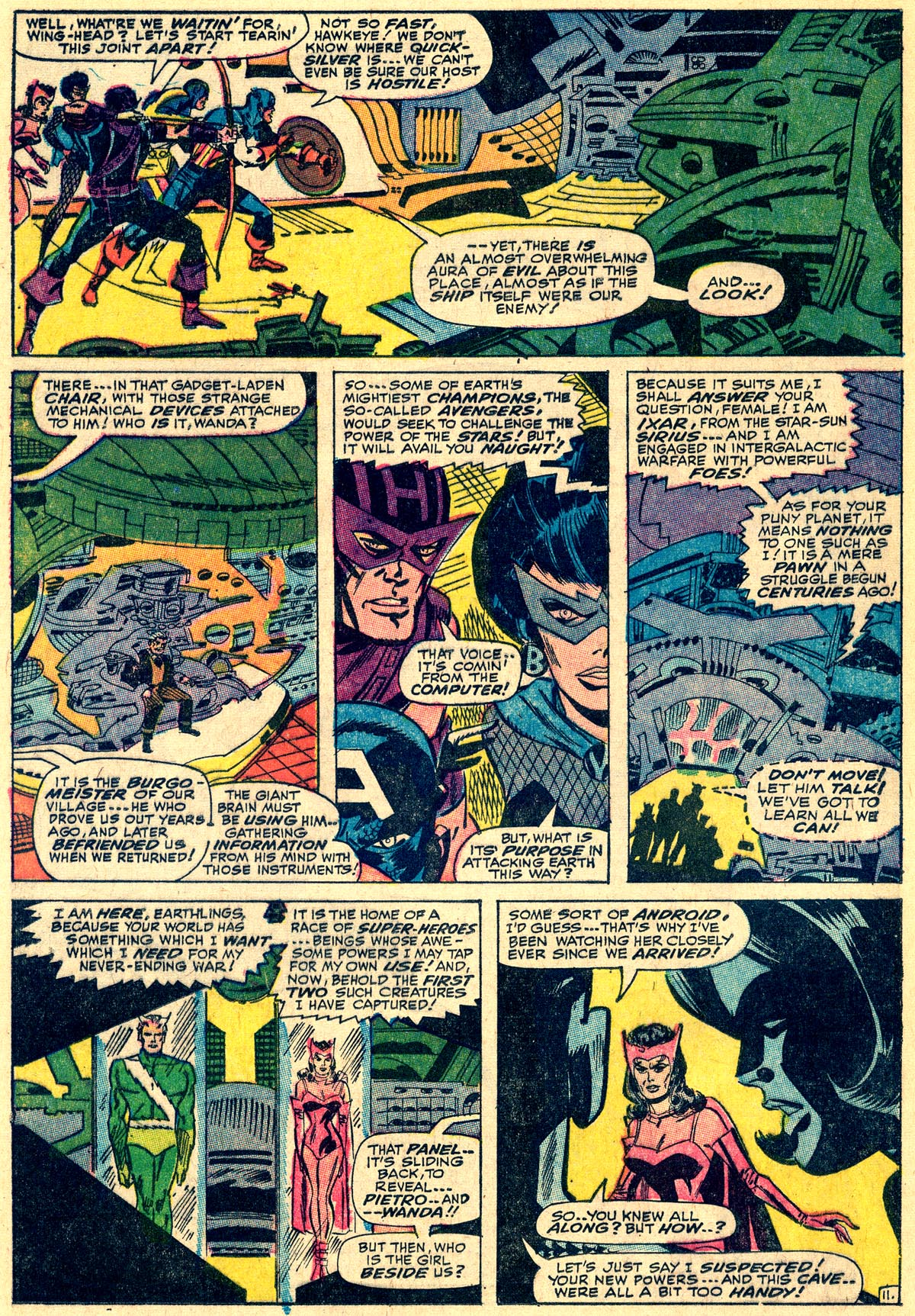 The Avengers (1963) 36 Page 15