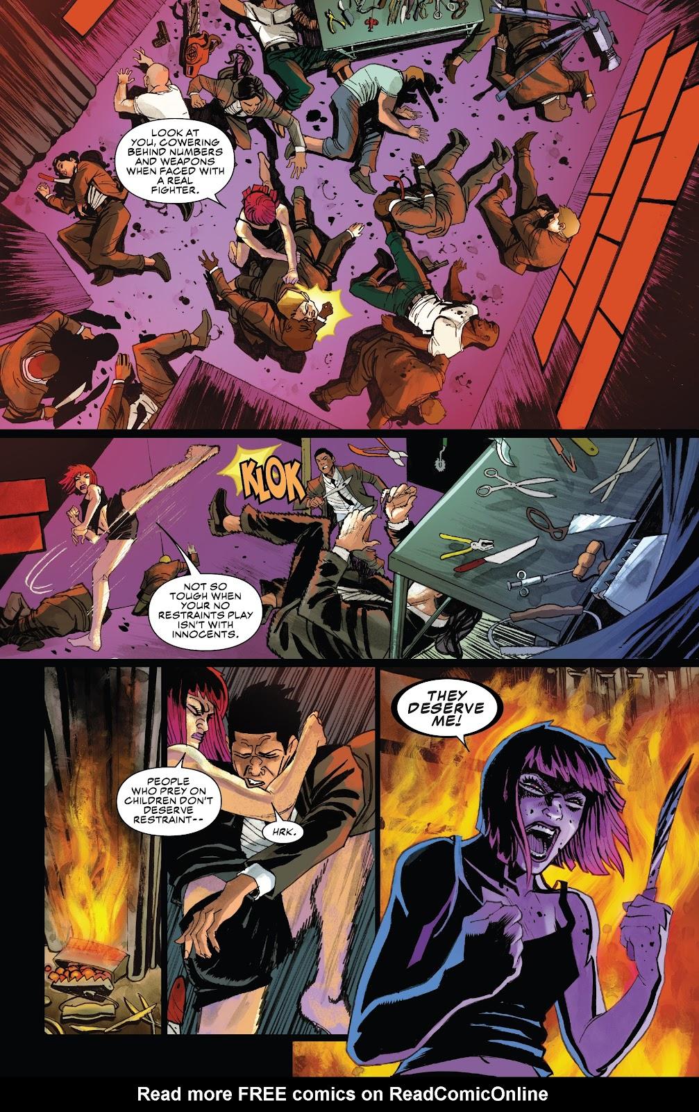 Read online Black Widow (2019) comic -  Issue #4 - 13