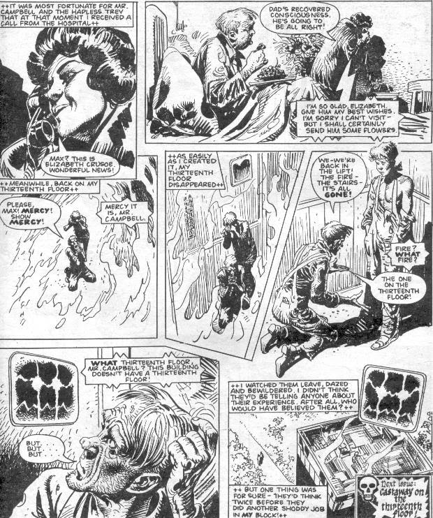 Read online The Thirteenth Floor (2007) comic -  Issue # Full - 44