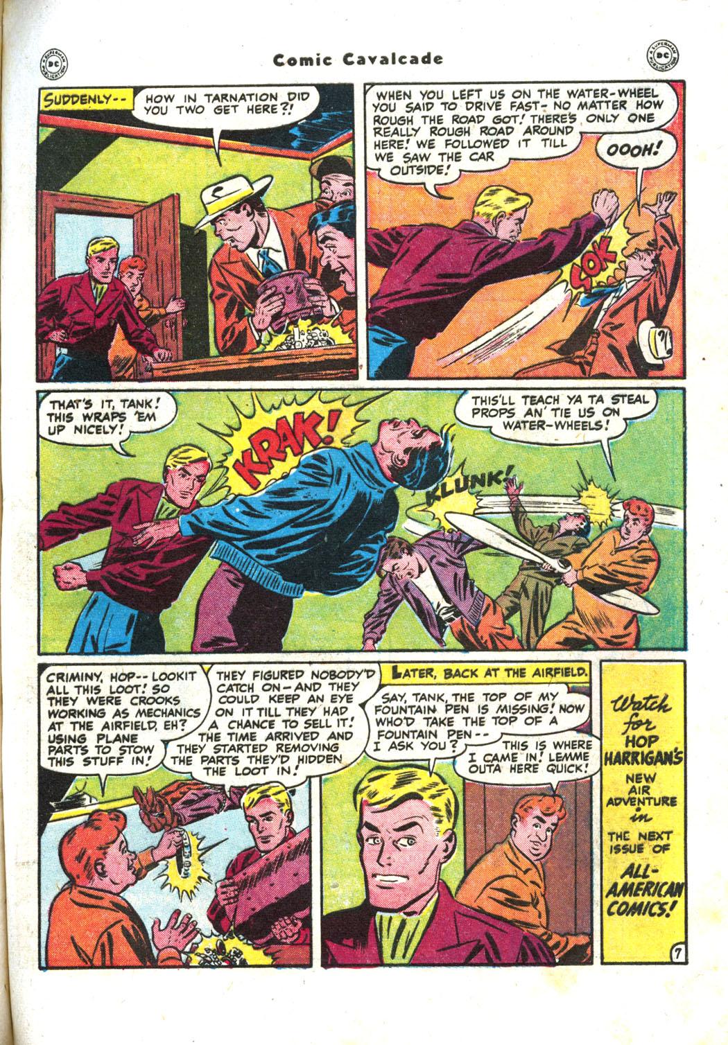 Comic Cavalcade issue 26 - Page 55
