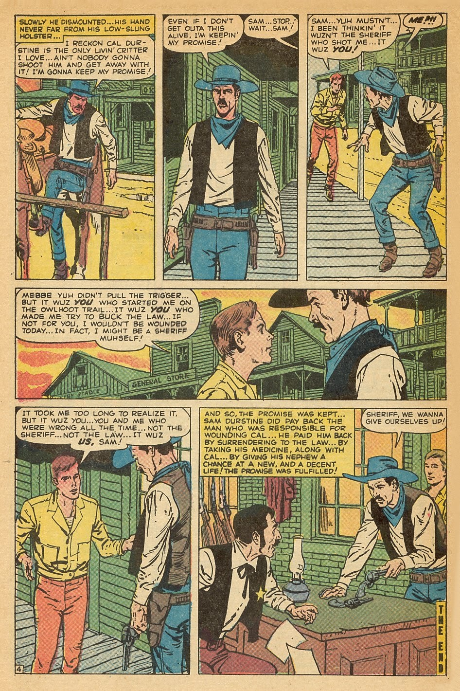Kid Colt Outlaw issue 140 - Page 28