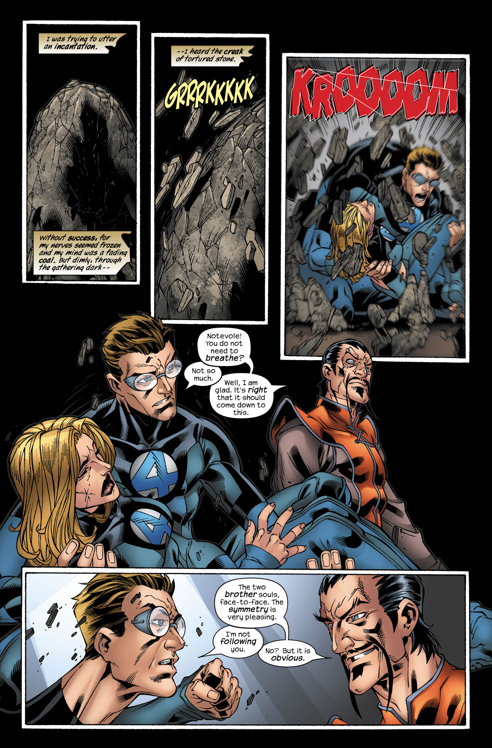 Read online Ultimate Fantastic Four (2004) comic -  Issue #41 - 14