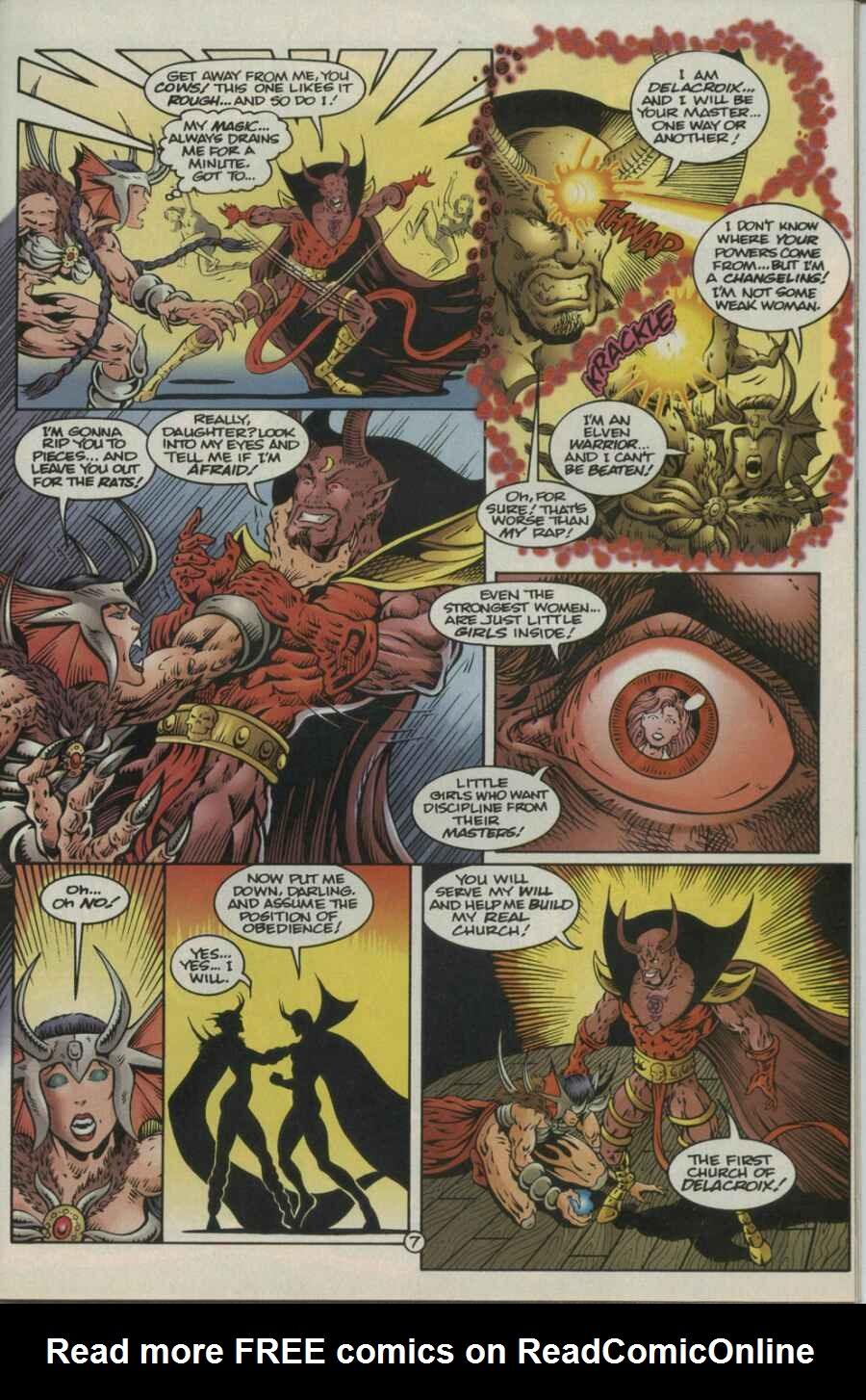 Read online Ultraverse Premiere comic -  Issue #2 - 15