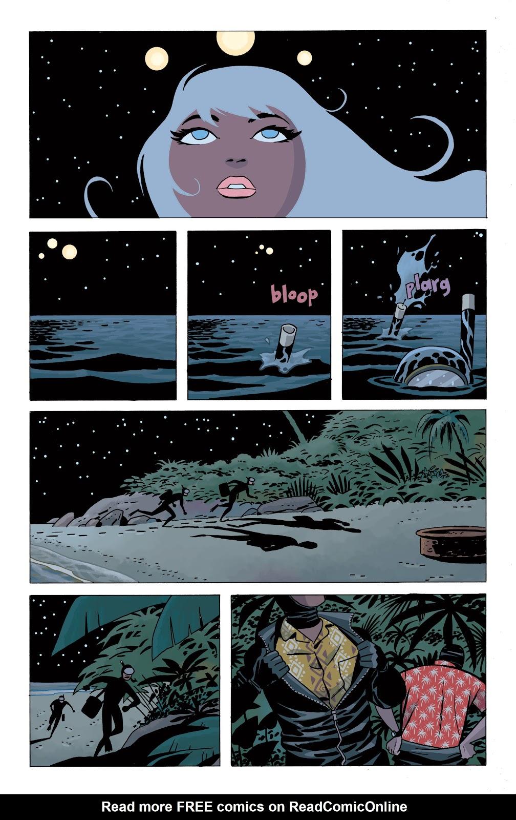 Read online The Twilight Children comic -  Issue #2 - 18