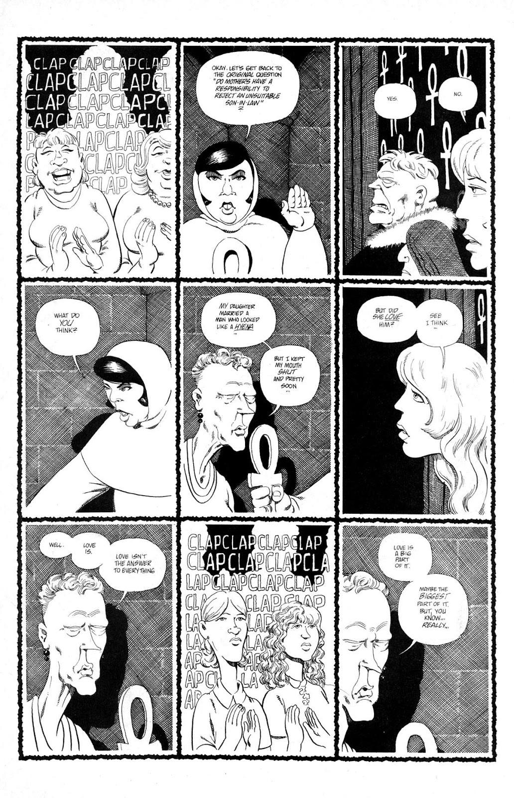 Cerebus Issue #163 #162 - English 15
