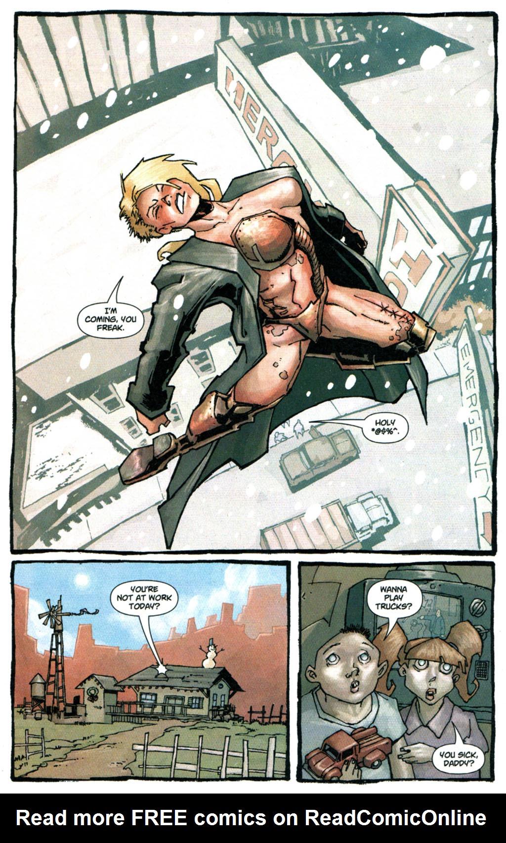 Read online Enginehead comic -  Issue #5 - 20