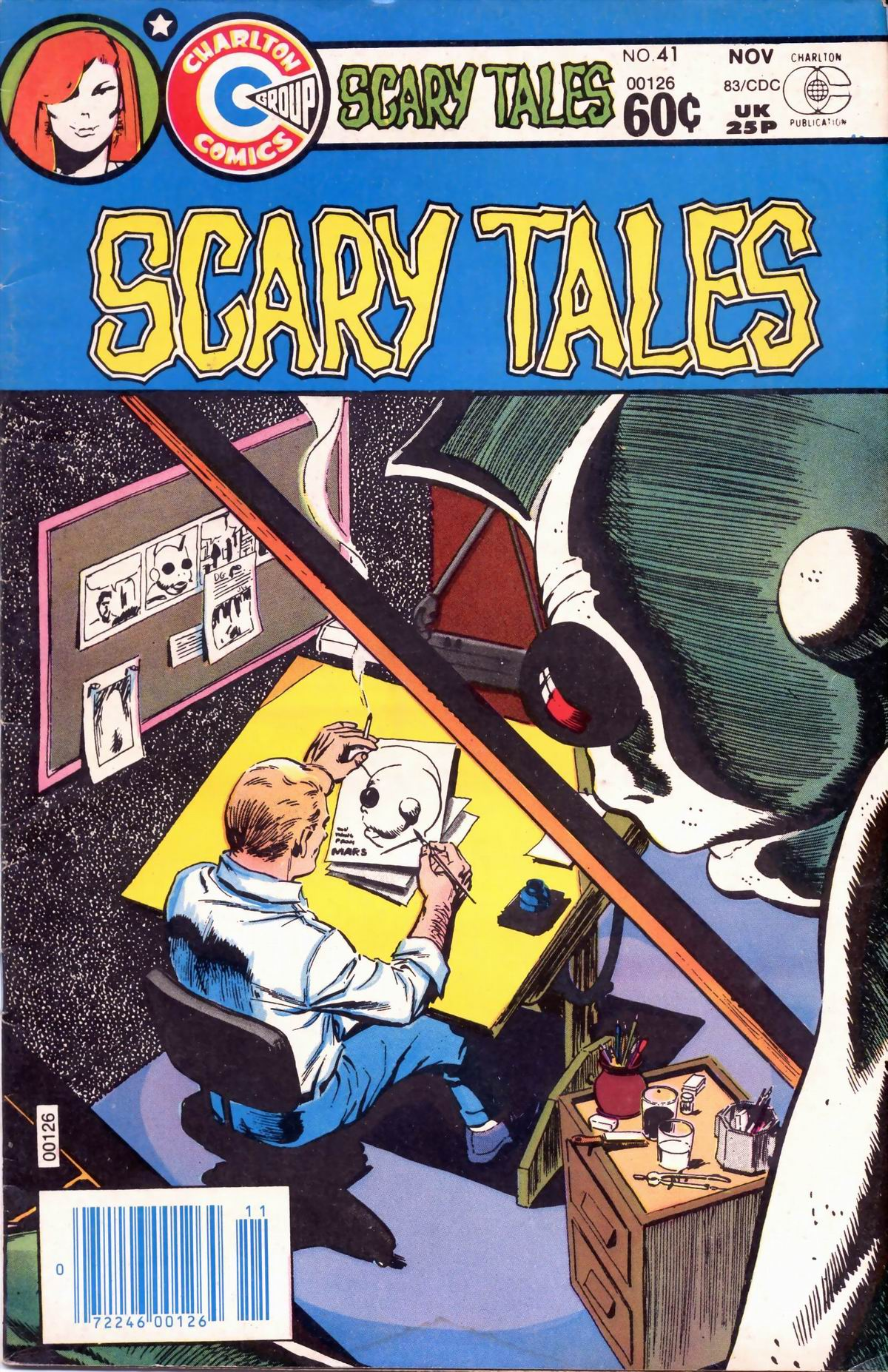 Read online Scary Tales comic -  Issue #41 - 1