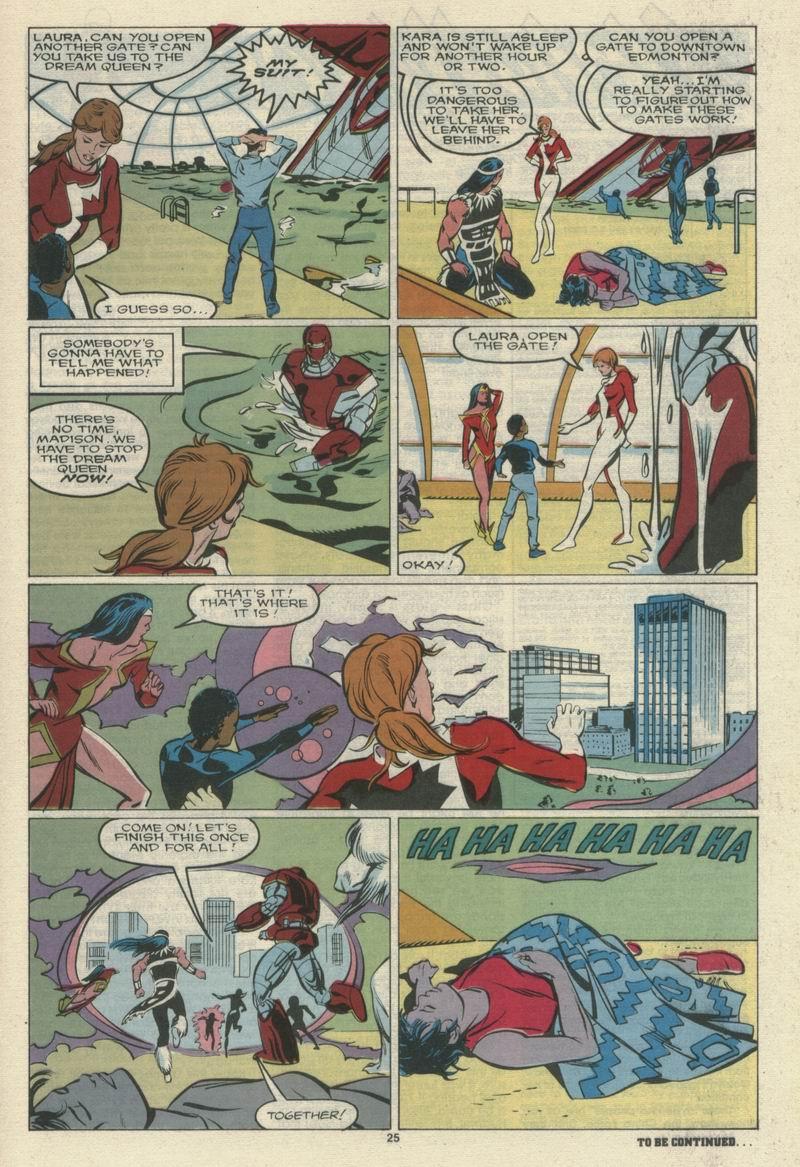 Read online Alpha Flight (1983) comic -  Issue #69 - 27