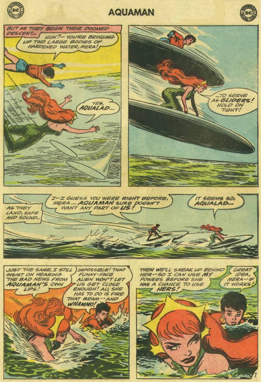Read online Aquaman (1962) comic -  Issue #16 - 9