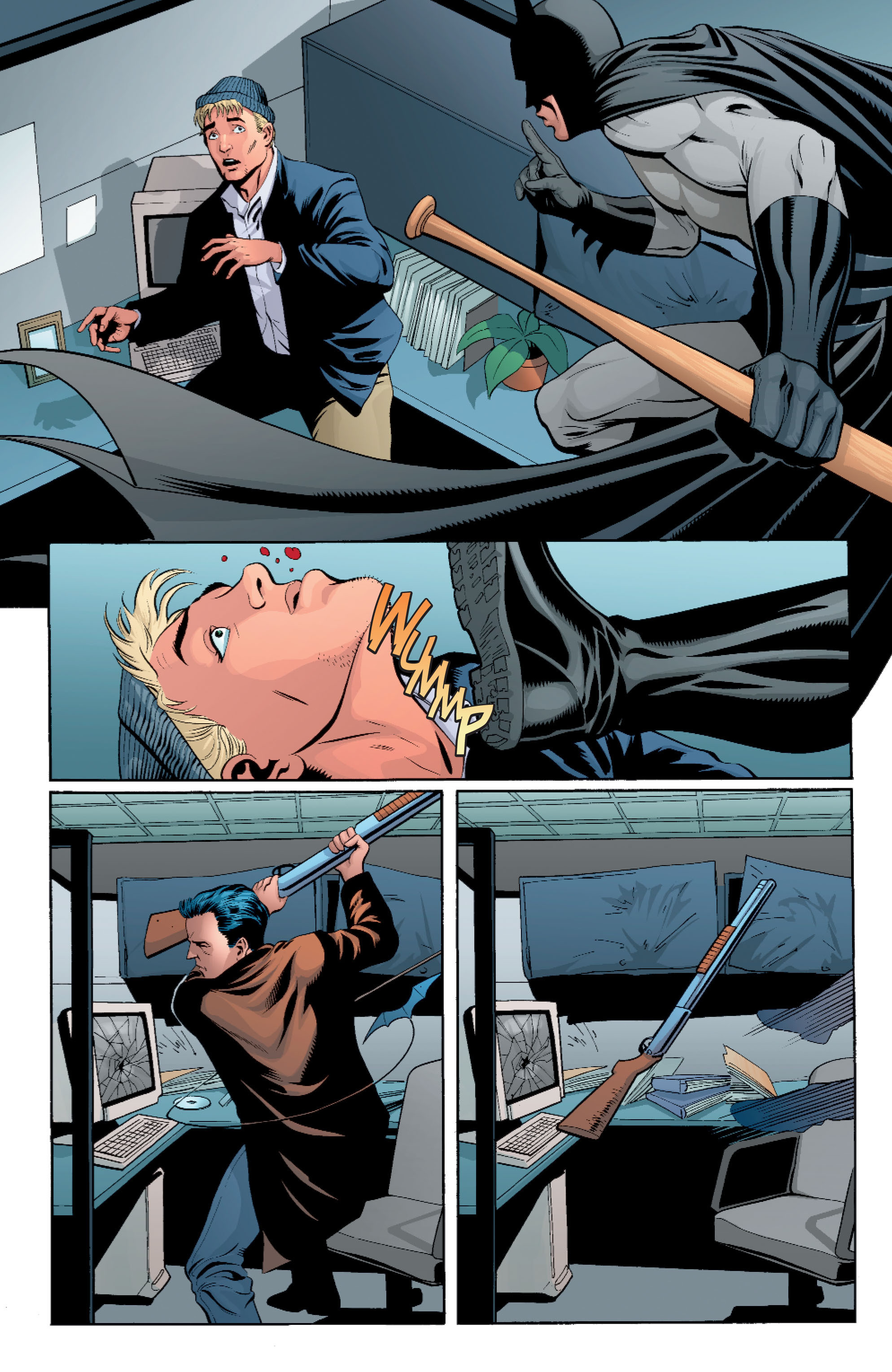 Read online Batman: Under The Red Hood comic -  Issue # Full - 134
