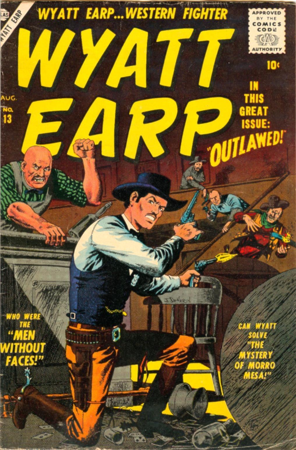 Wyatt Earp 13 Page 1