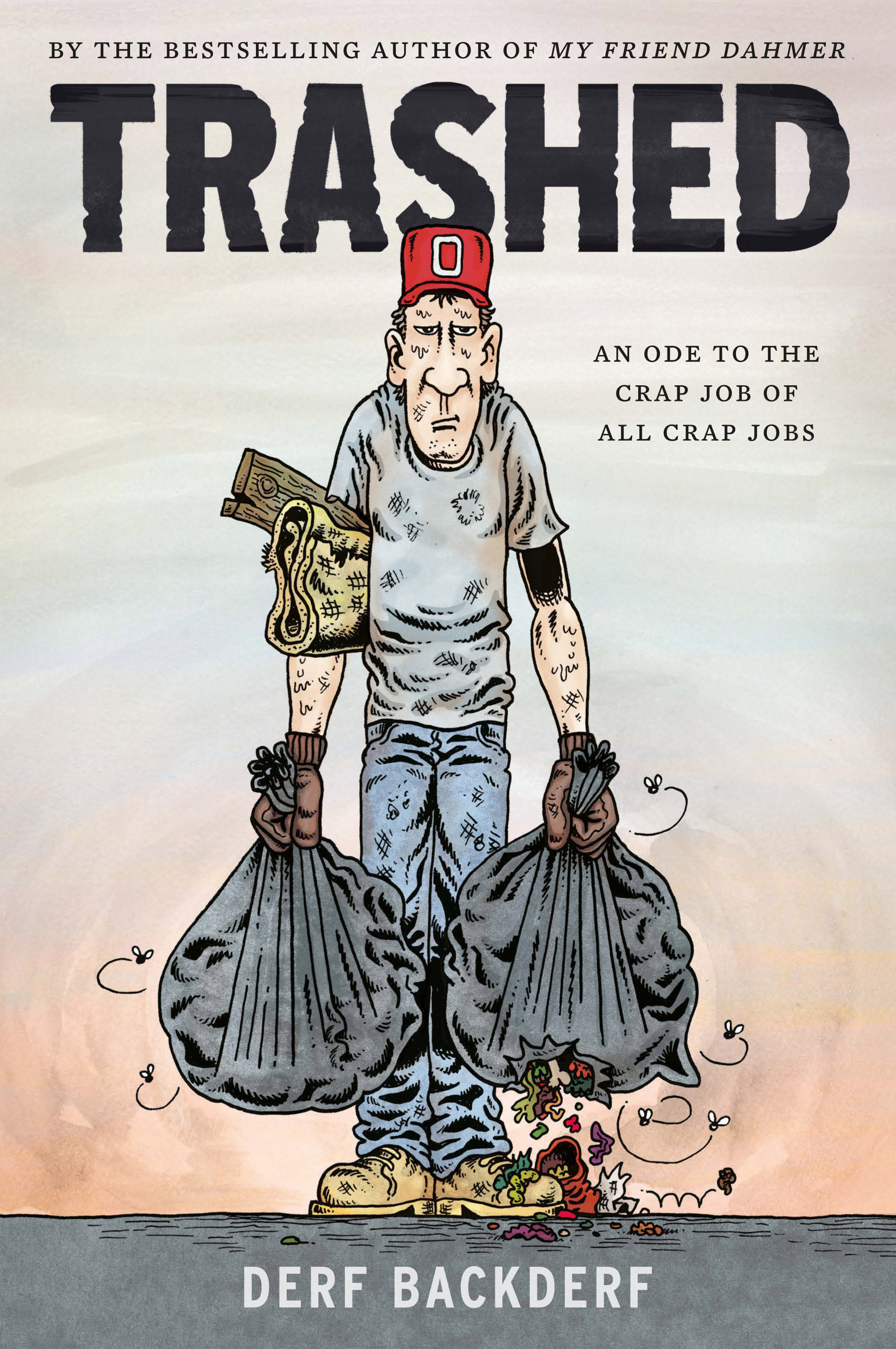 Read online Trashed comic -  Issue # Full - 1