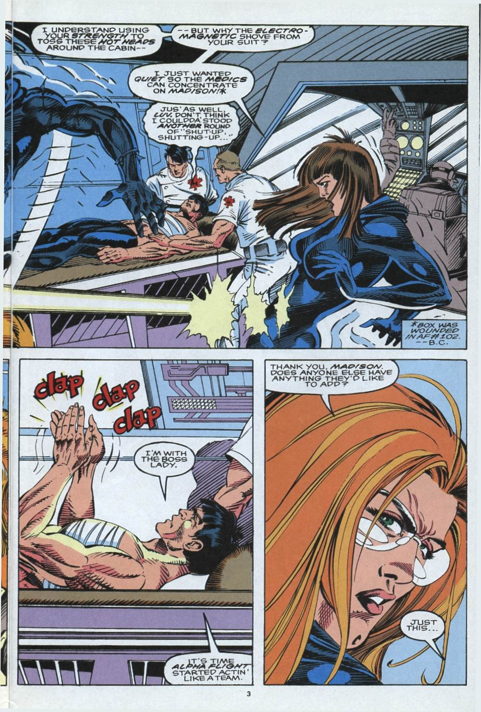 Read online Alpha Flight (1983) comic -  Issue #104 - 4