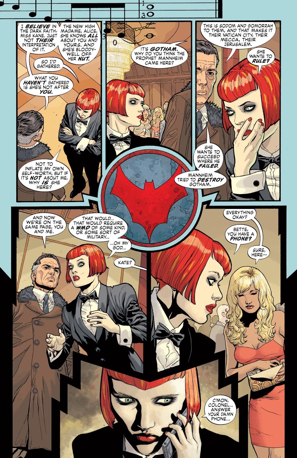 Read online Detective Comics (1937) comic -  Issue # _TPB Batwoman – Elegy (New Edition) (Part 1) - 62