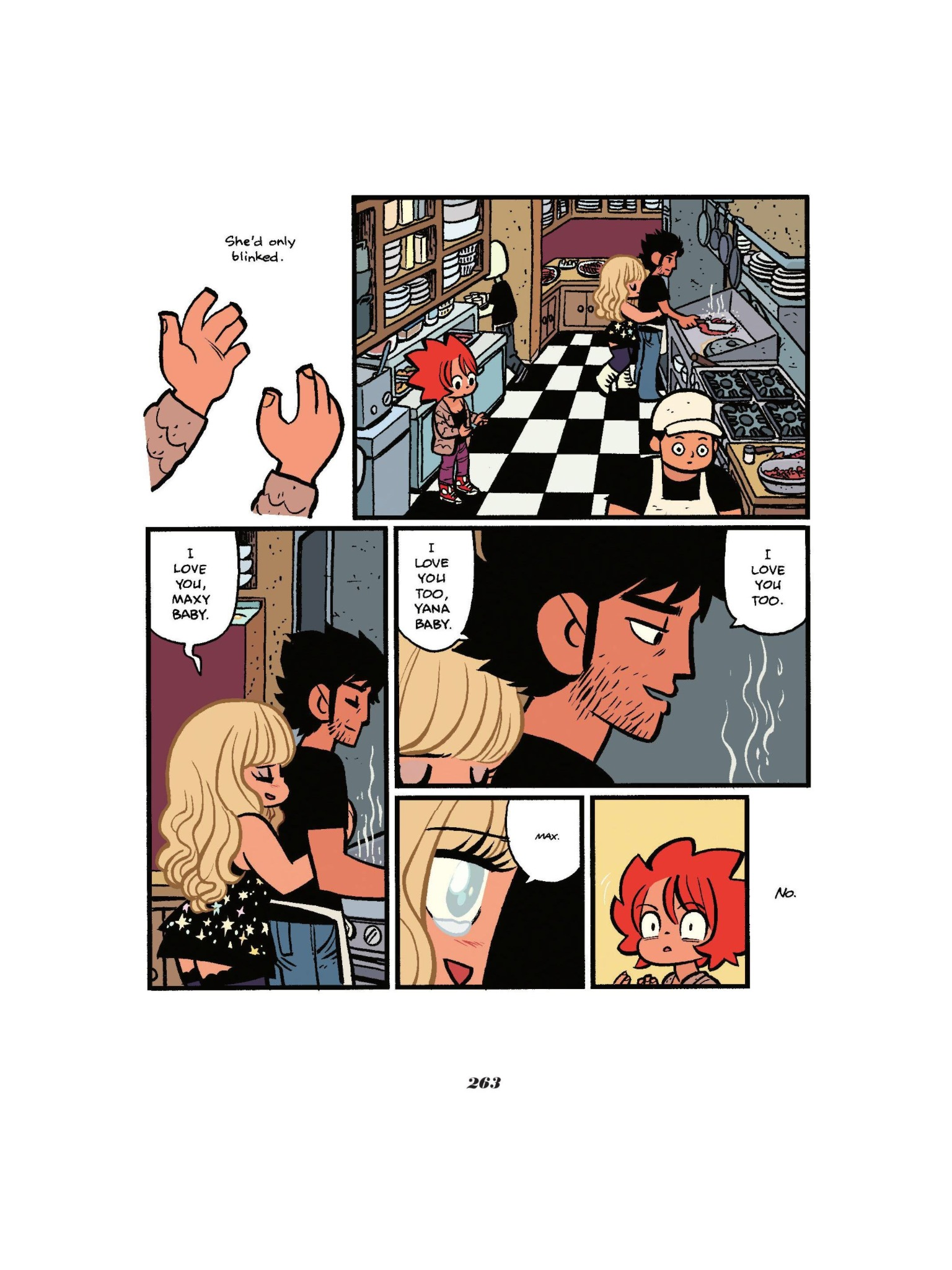Read online Seconds comic -  Issue # Full - 263