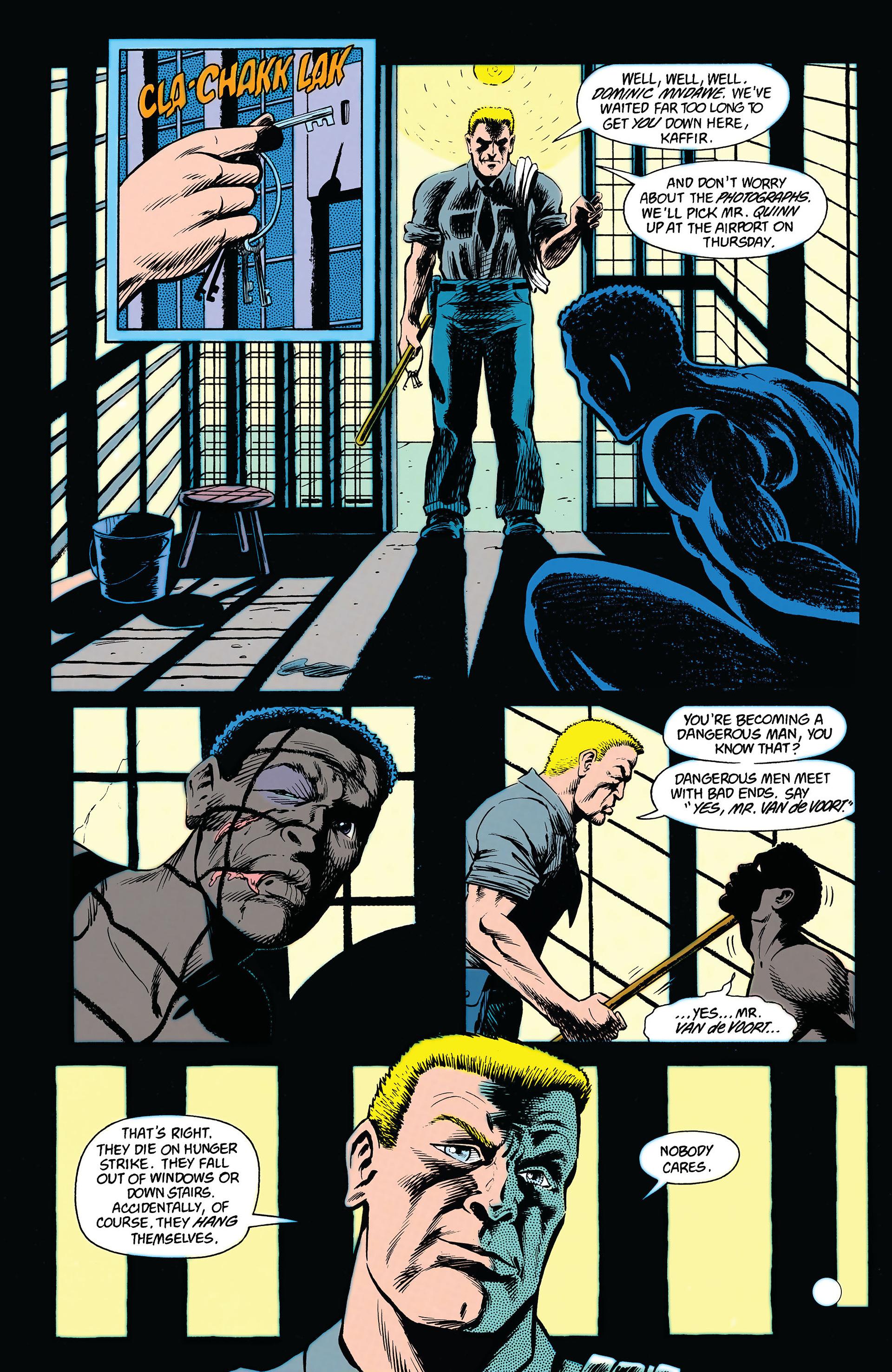 Read online Animal Man (1988) comic -  Issue #13 - 13