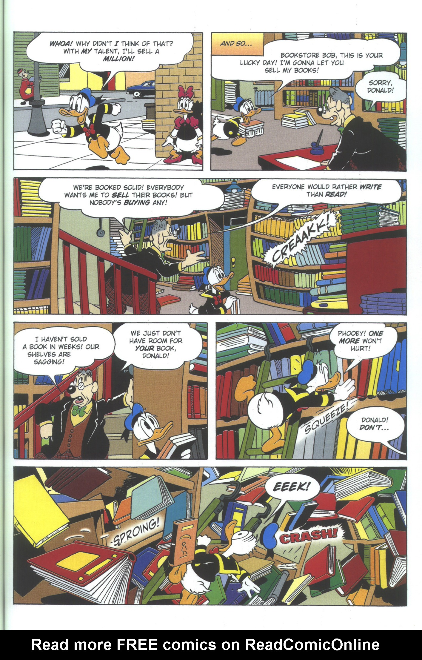 Read online Uncle Scrooge (1953) comic -  Issue #366 - 53