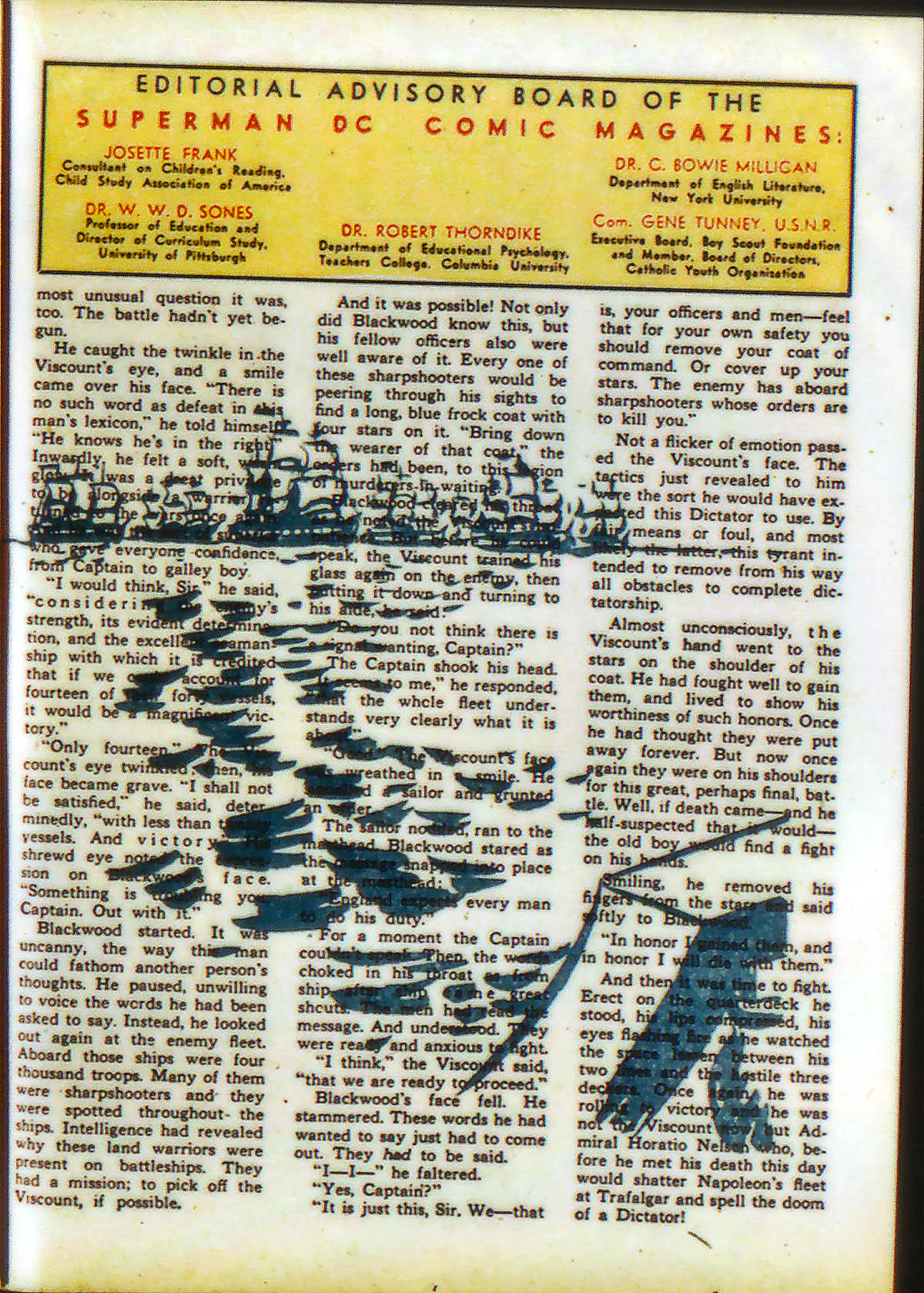 Read online Adventure Comics (1938) comic -  Issue #89 - 39