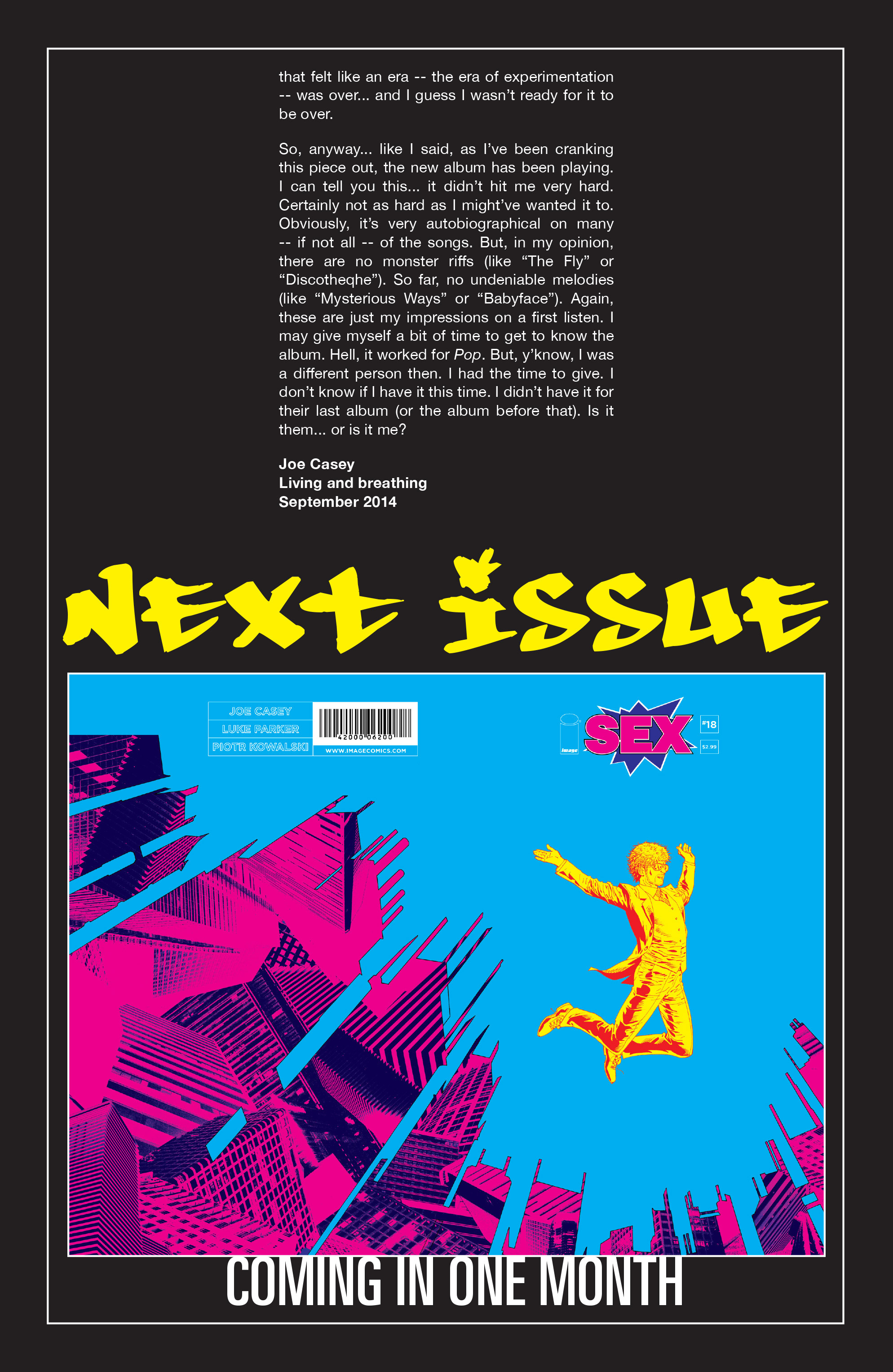 Read online Sex comic -  Issue #17 - 26