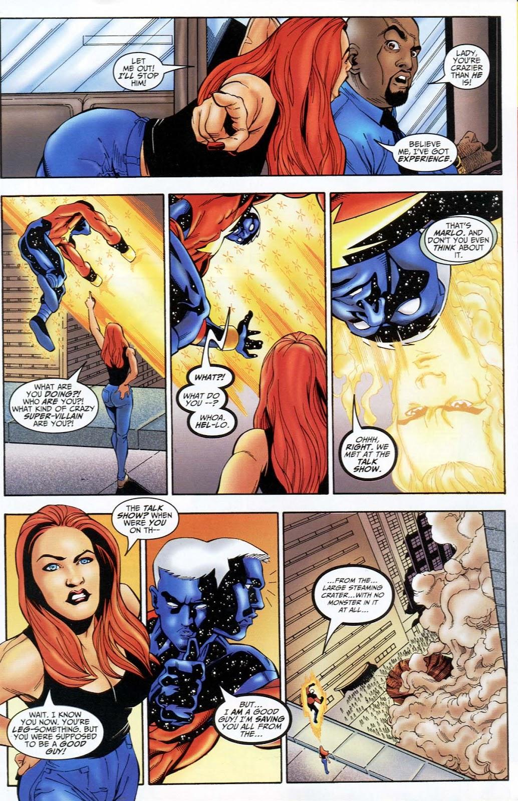 Captain Marvel (1999) Issue #0 #1 - English 13