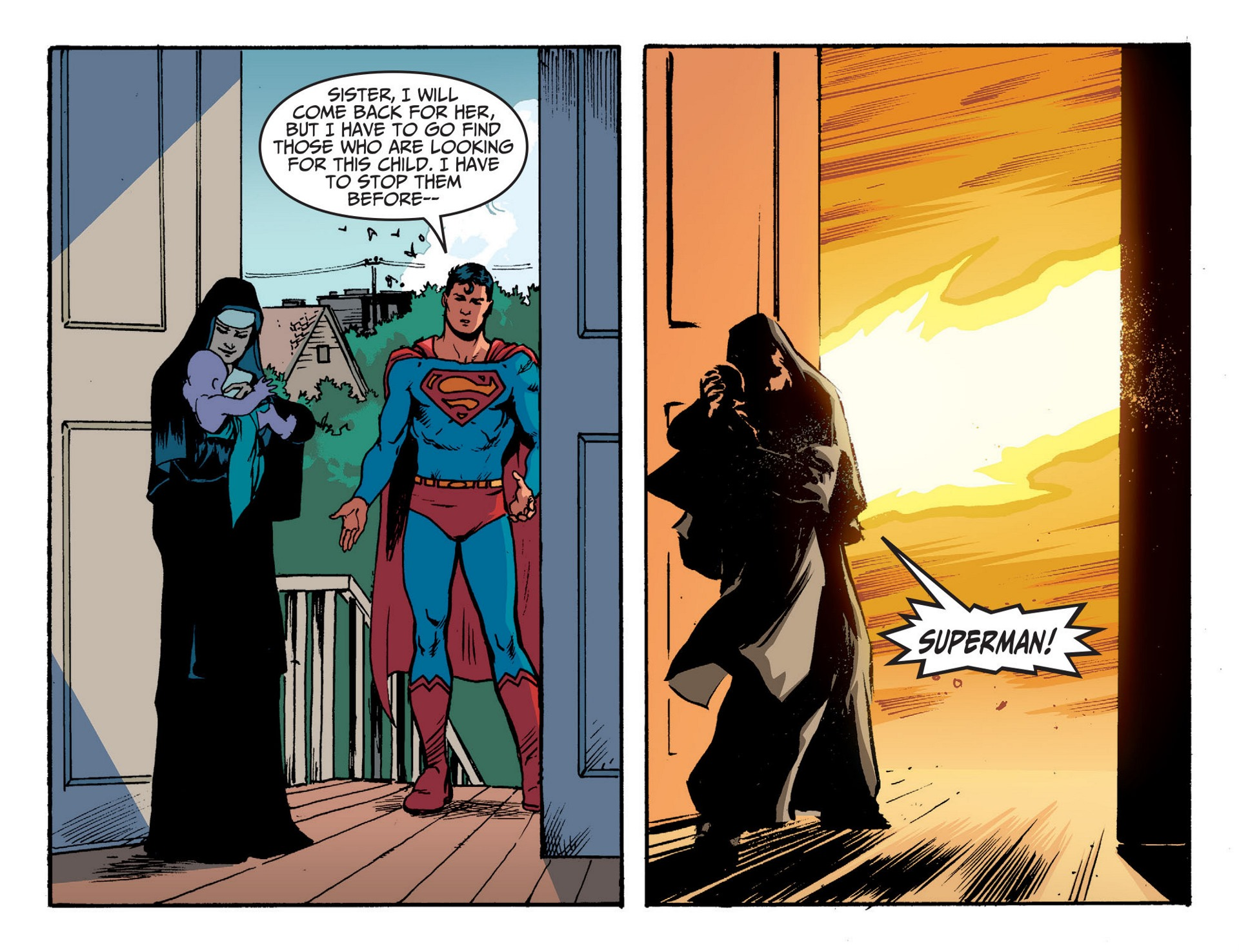 Read online Adventures of Superman [I] comic -  Issue #14 - 8