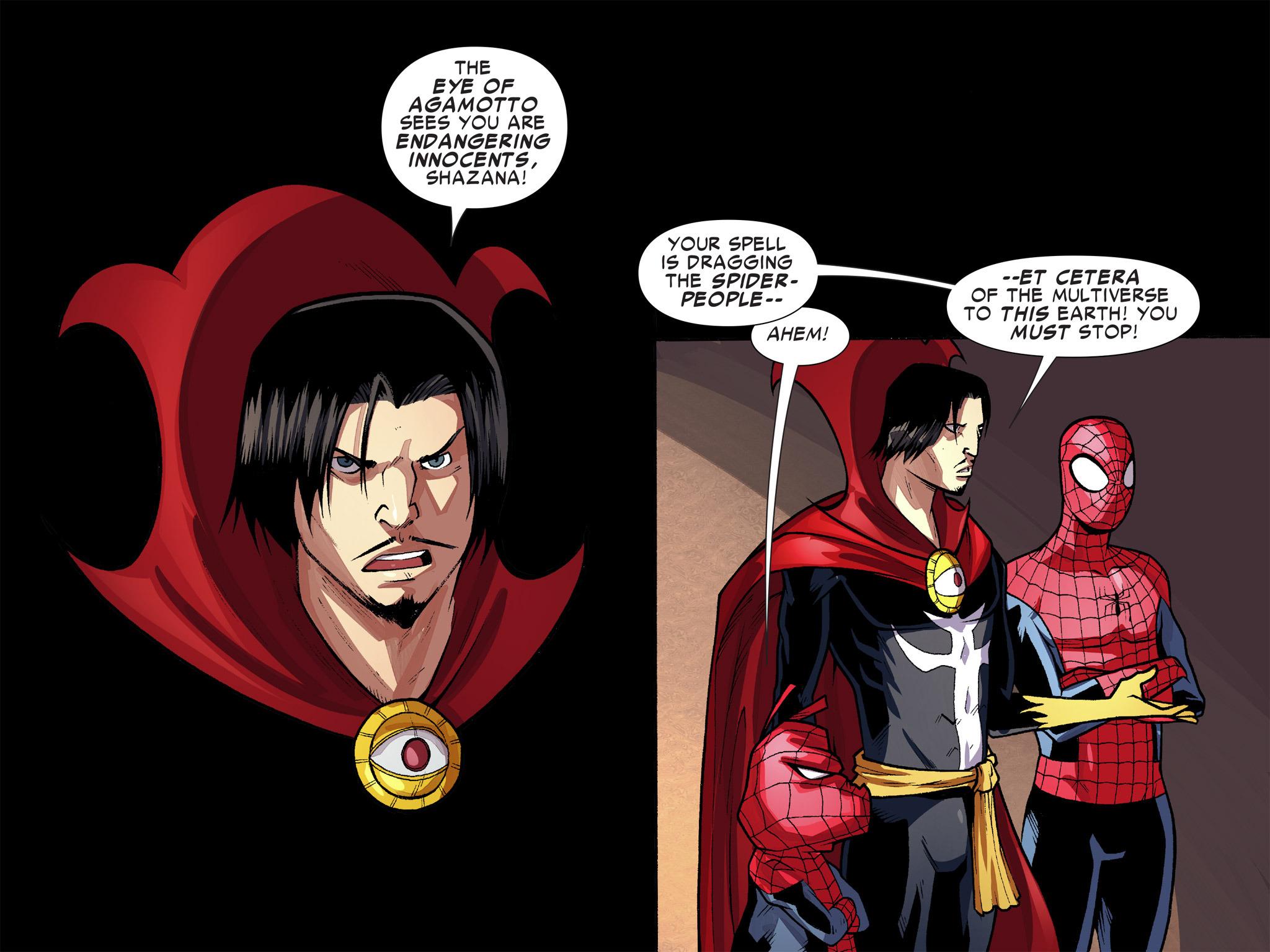 Read online Ultimate Spider-Man (Infinite Comics) (2016) comic -  Issue #9 - 44