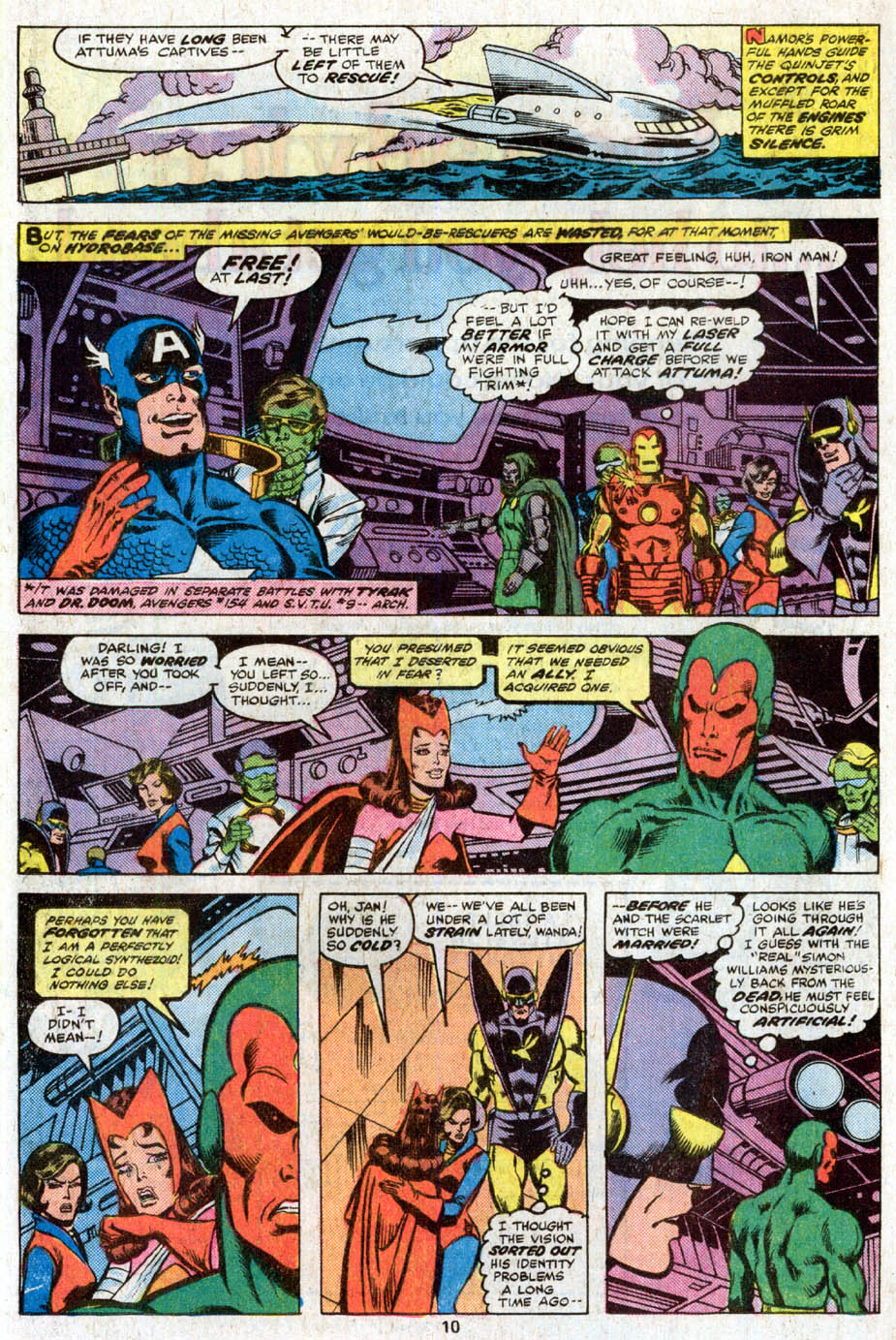 The Avengers (1963) 156 Page 6