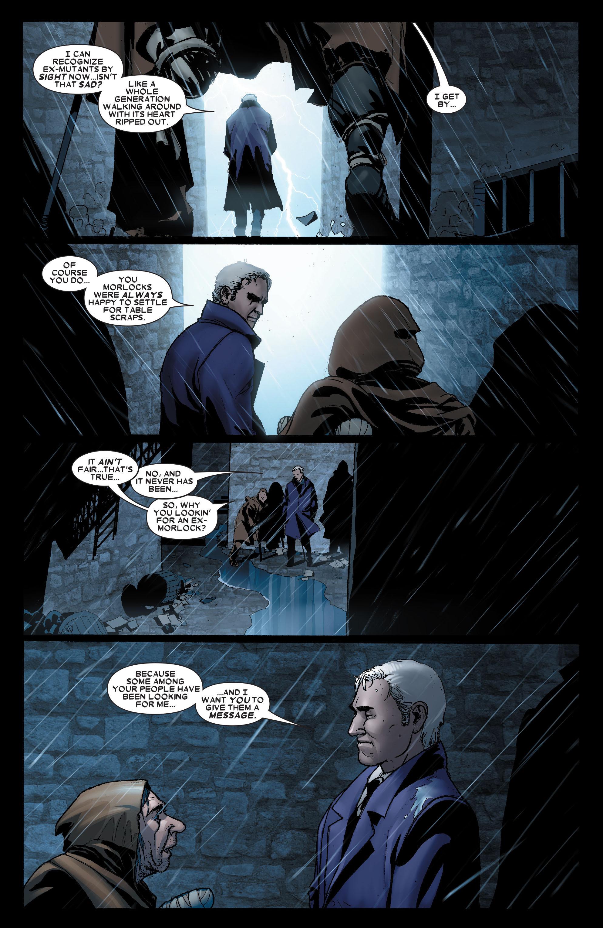 Read online Uncanny X-Men (1963) comic -  Issue #491 - 3