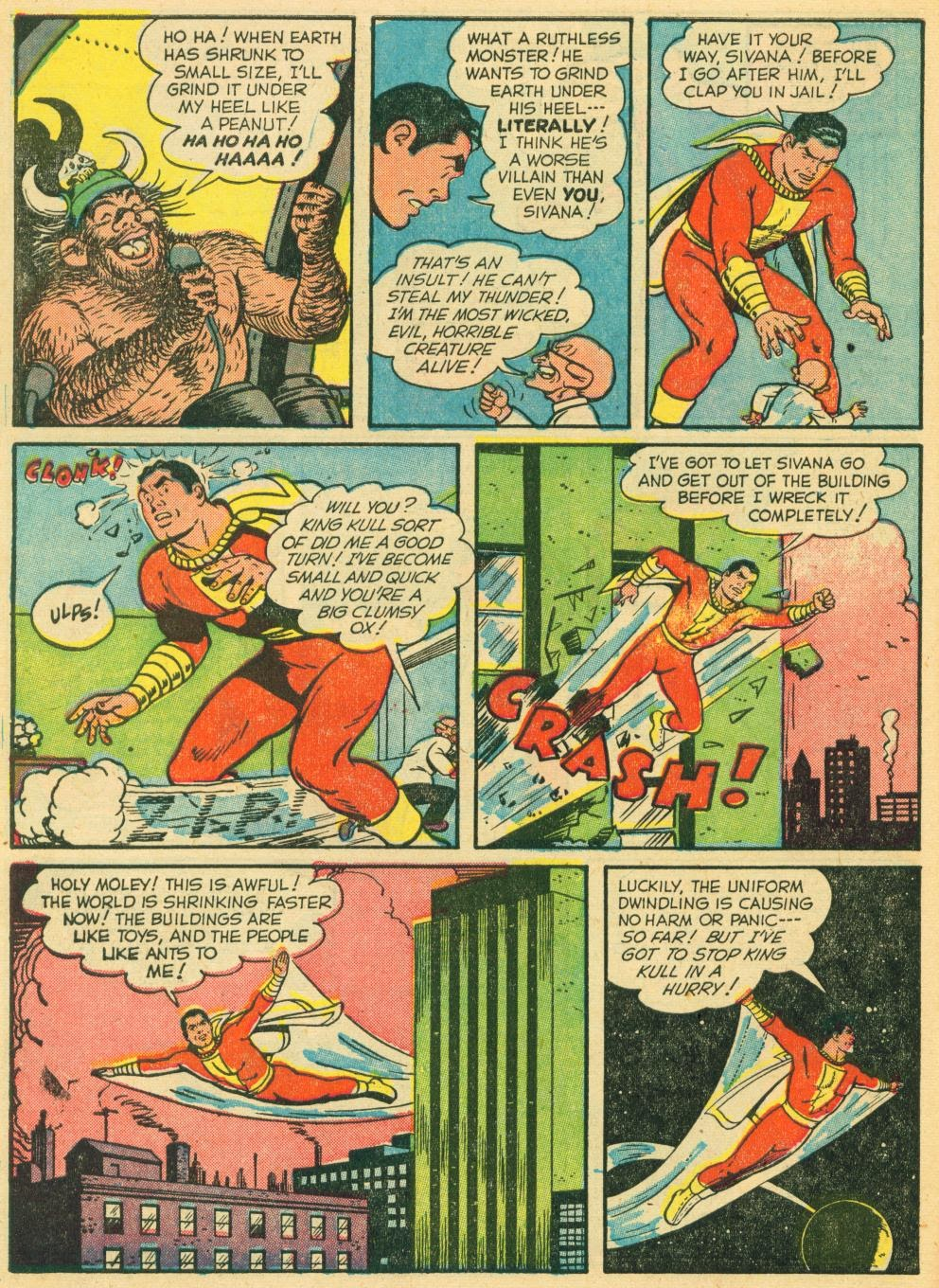 Captain Marvel Adventures issue 130 - Page 6