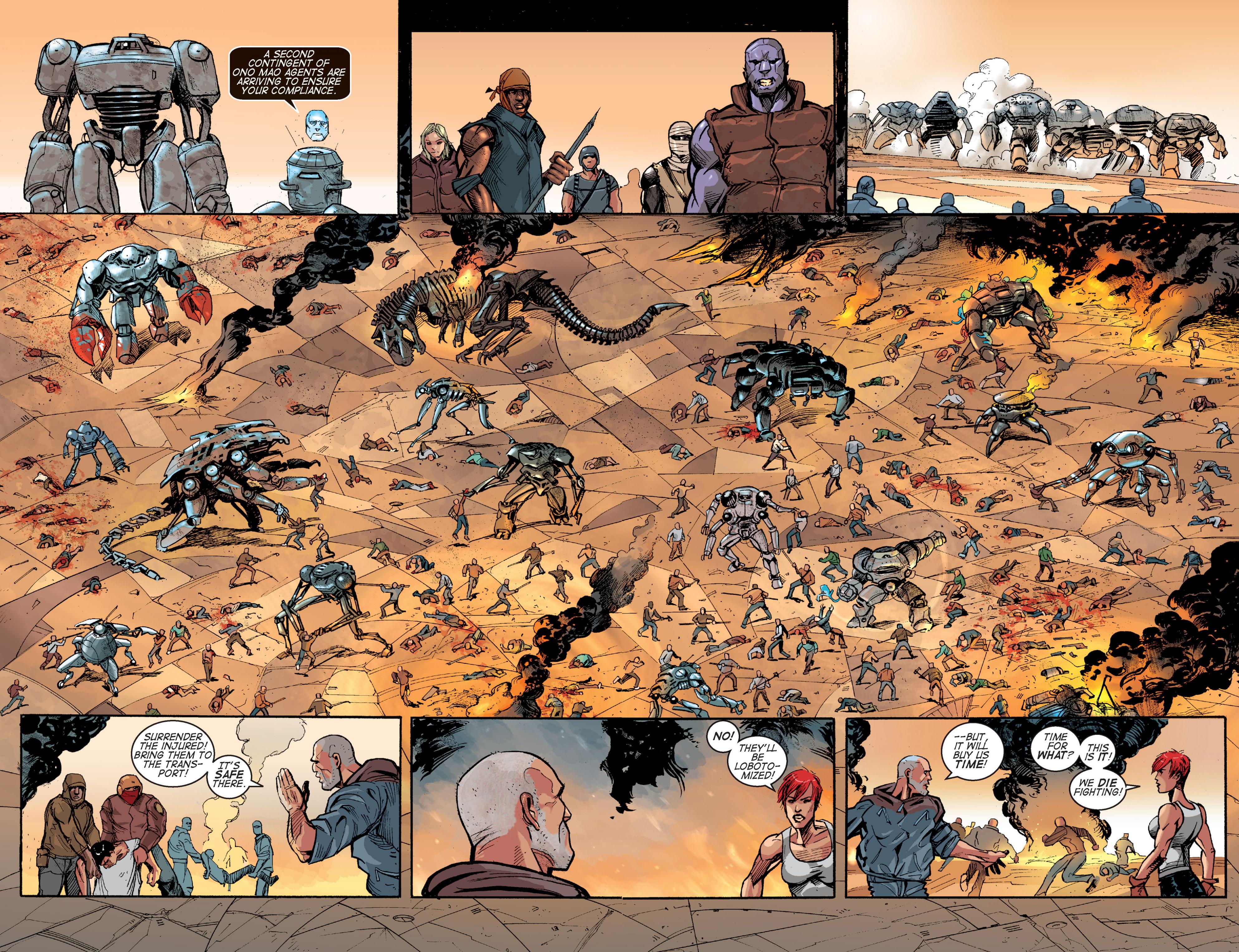 Read online Planetoid comic -  Issue # TPB - 149