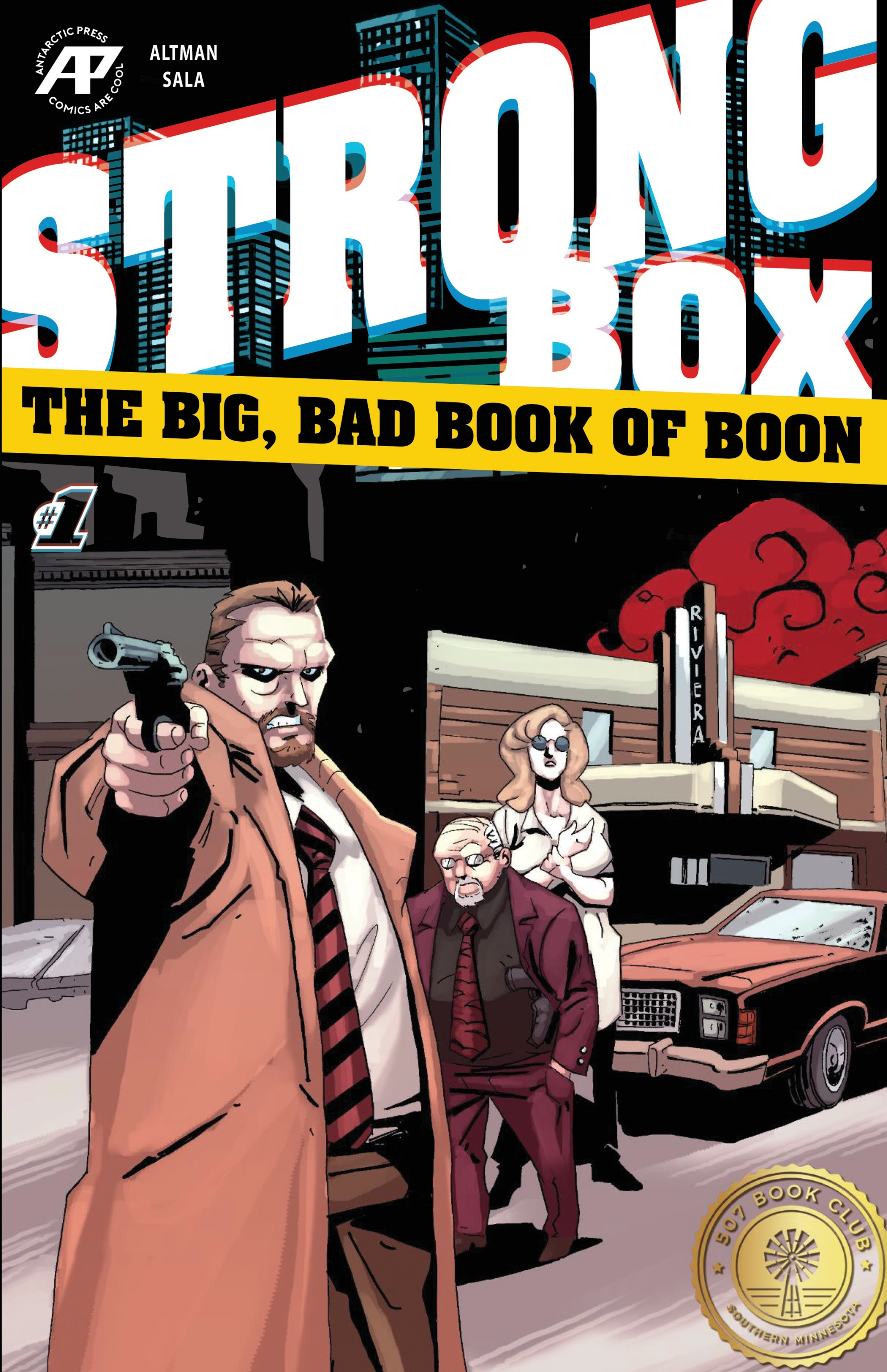 Strong Box: The Big Bad Book of Boon 1 Page 1