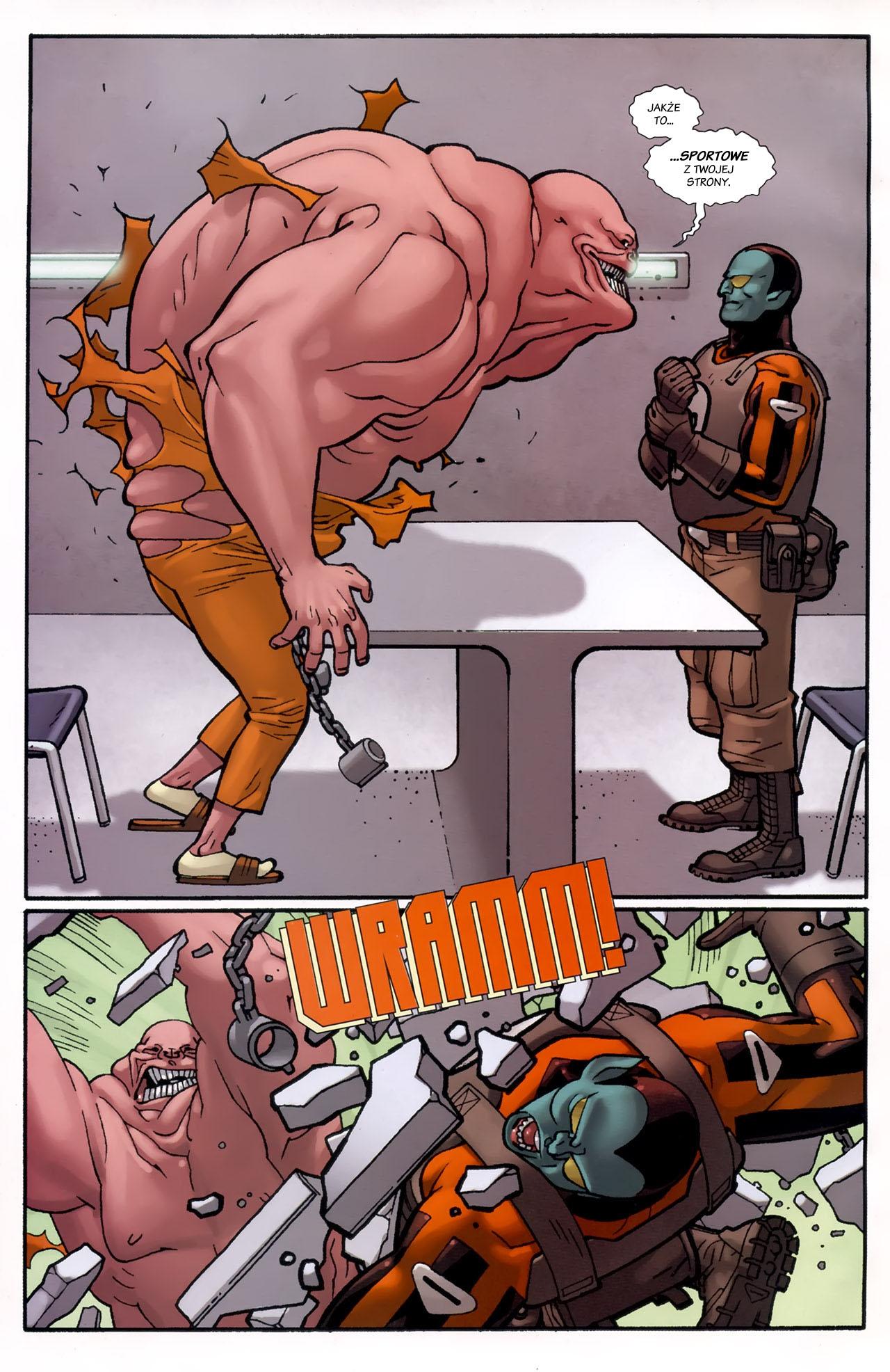 Read online Destroyer comic -  Issue #1 - 18