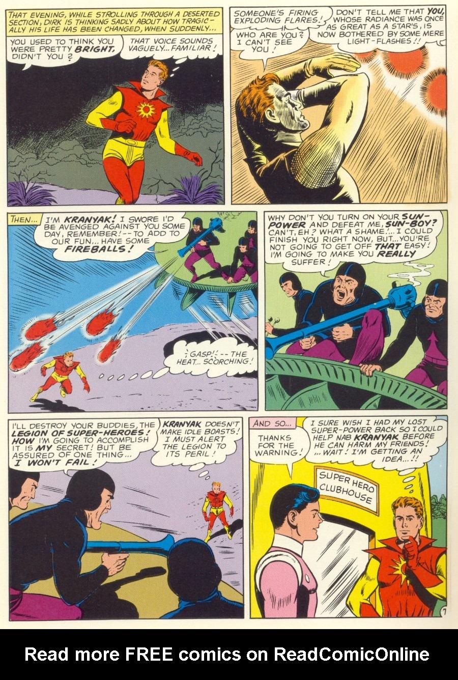 Read online Adventure Comics (1938) comic -  Issue #498 - 64