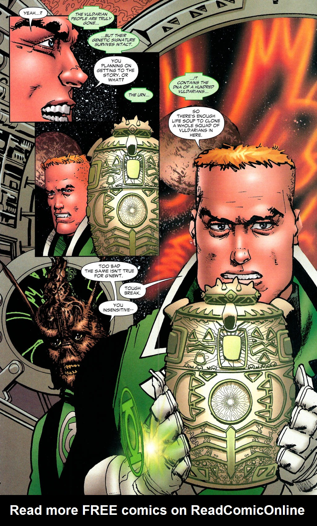 Read online Guy Gardner: Collateral Damage comic -  Issue #2 - 30