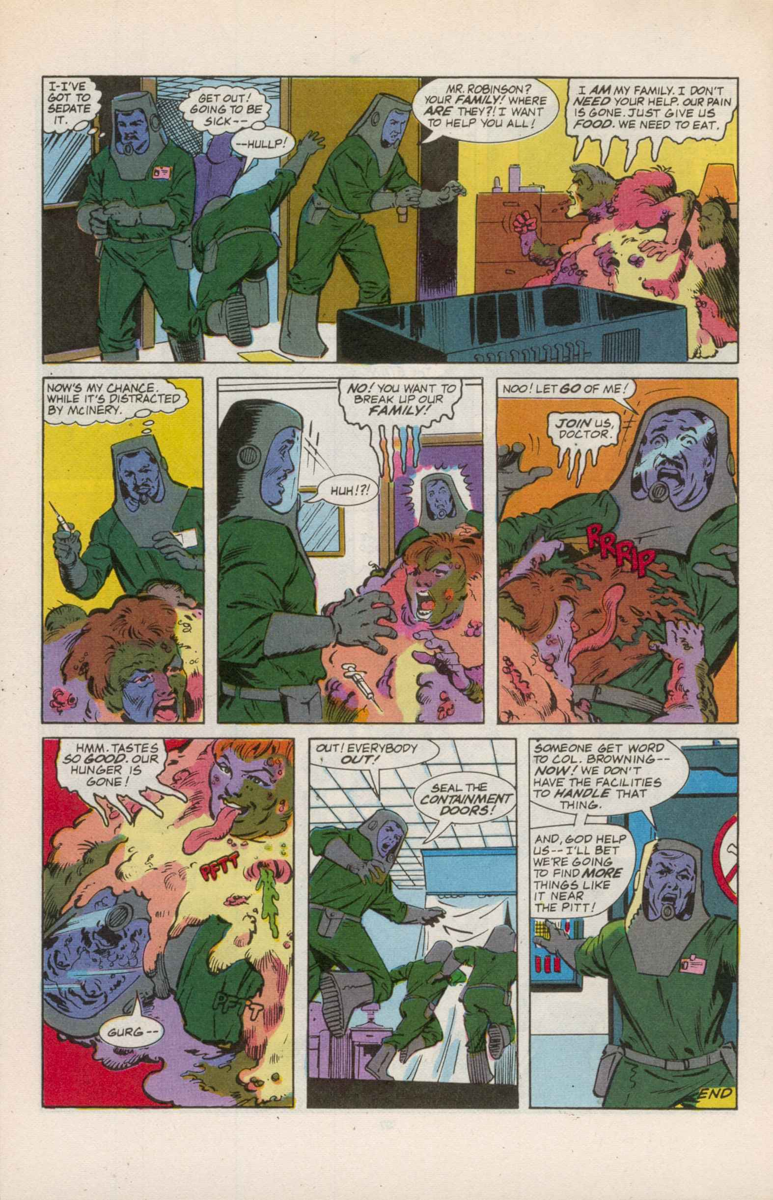 Read online Star Brand comic -  Issue #14 - 29