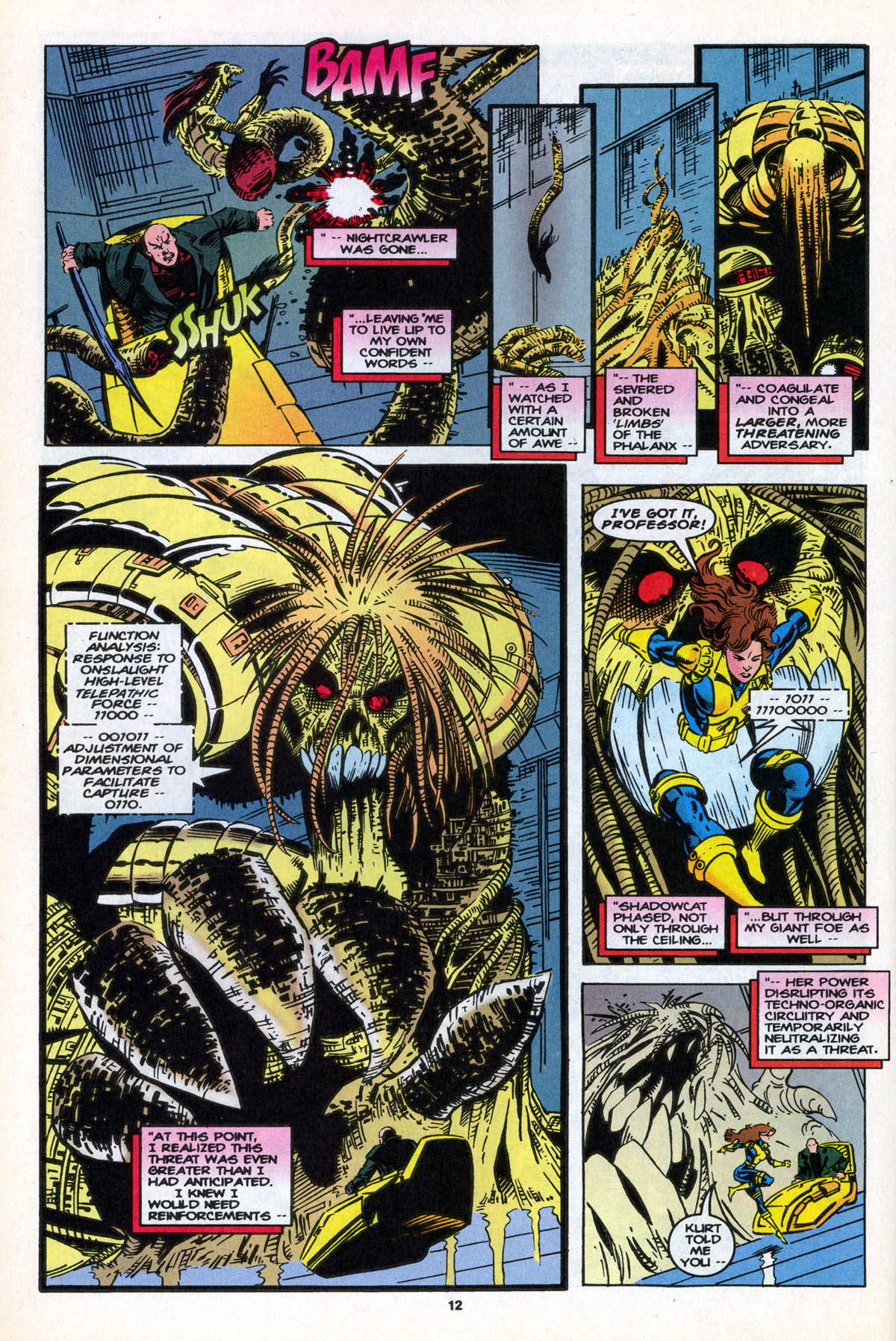 Read online X-Factor (1986) comic -  Issue #106 - 14