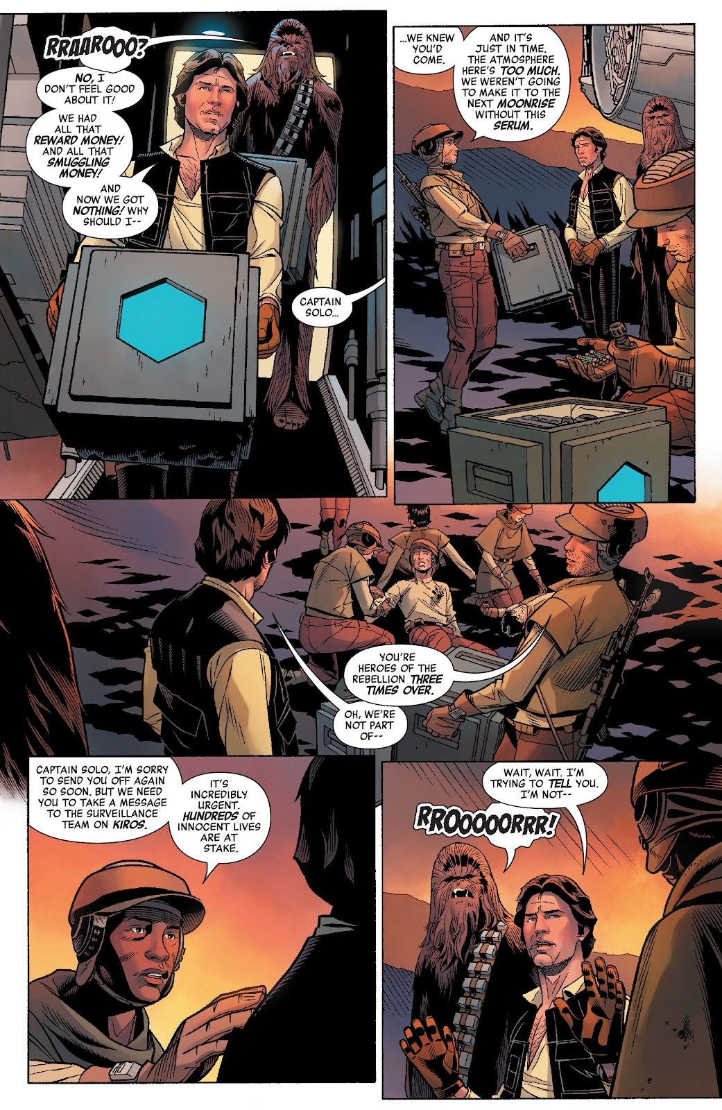 Read online Star Wars: Age of Rebellion - Heroes comic -  Issue # TPB - 47