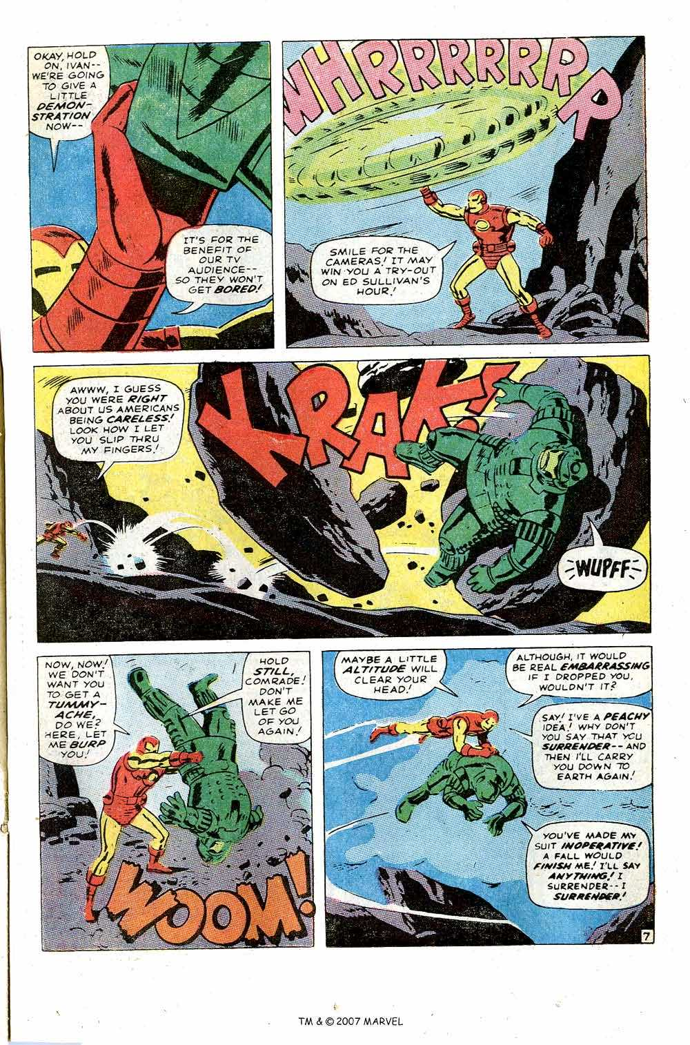 Iron Man Annual issue 1 - Page 11