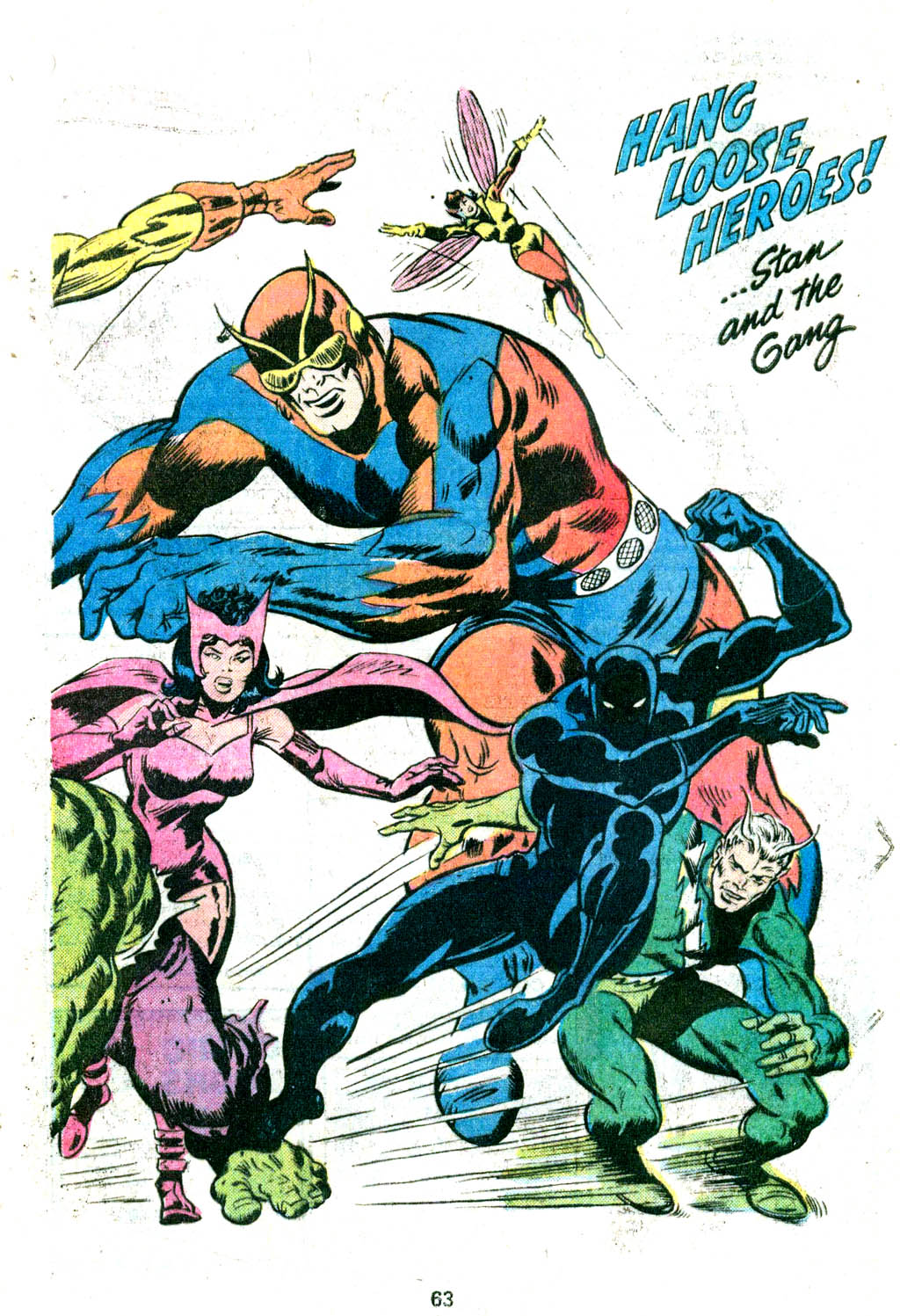 Giant-Size Avengers (1974) issue 5 - Page 52