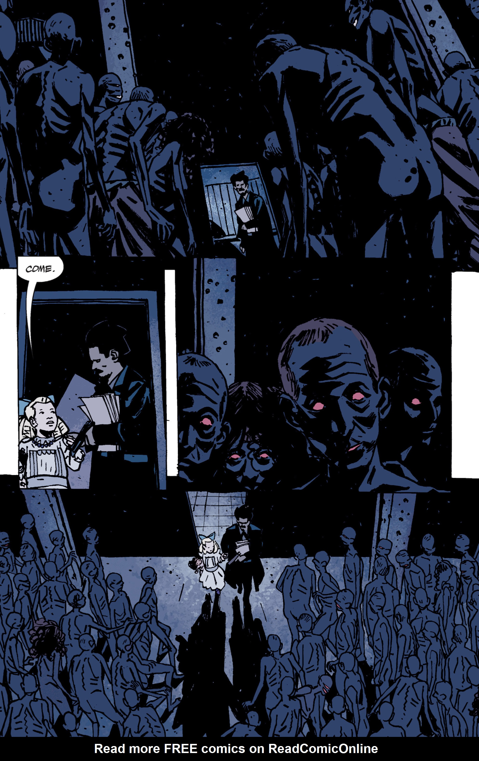 Read online B.P.R.D. (2003) comic -  Issue # TPB 9 - 81