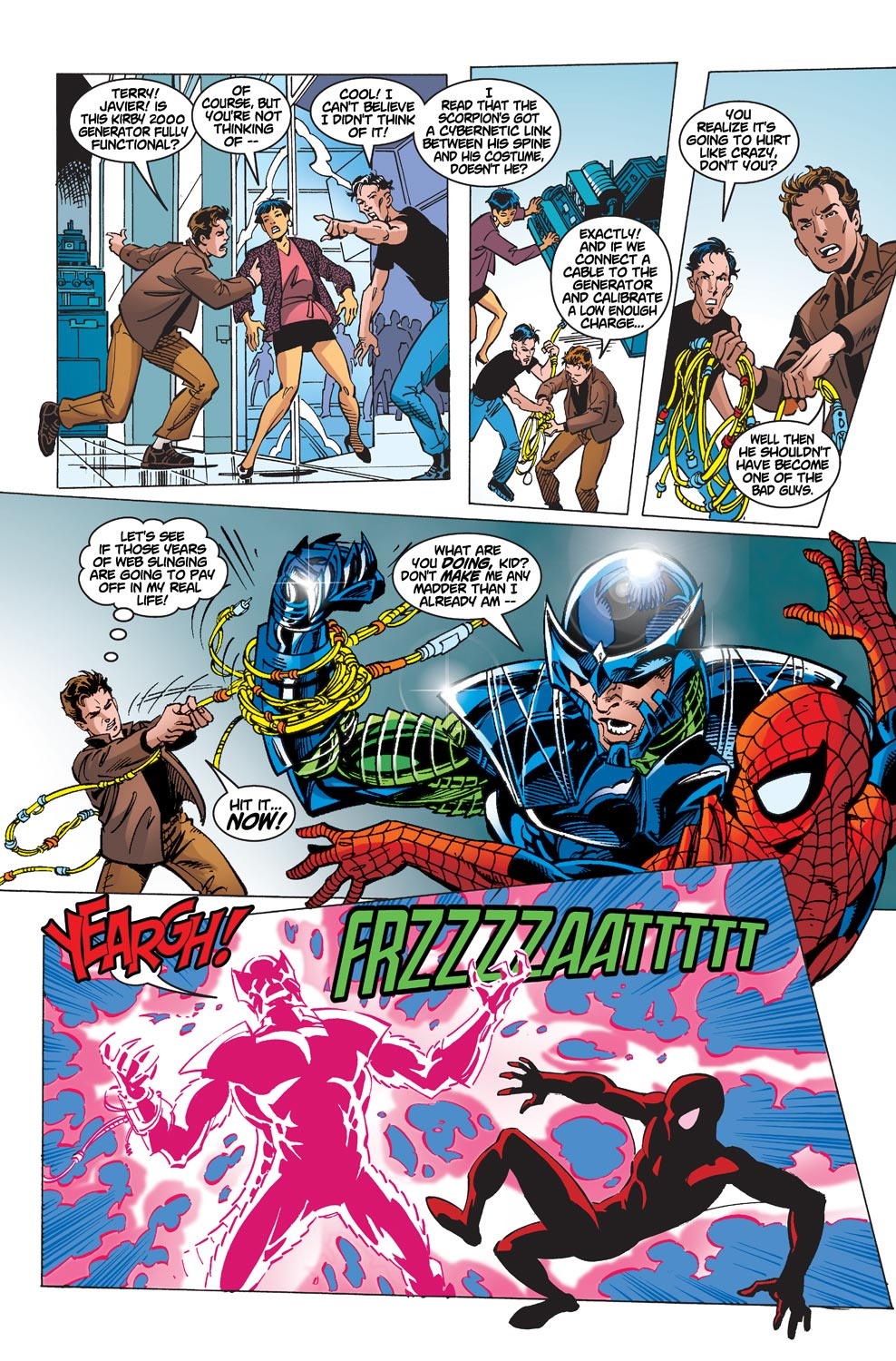 The Amazing Spider-Man (1999) 1 Page 28